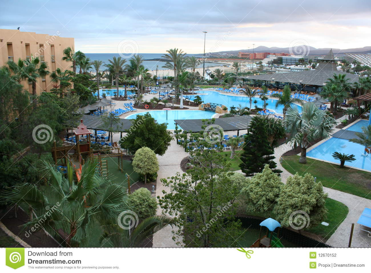 Lovely hotel stock photography image 12670152 for Lovely hotel