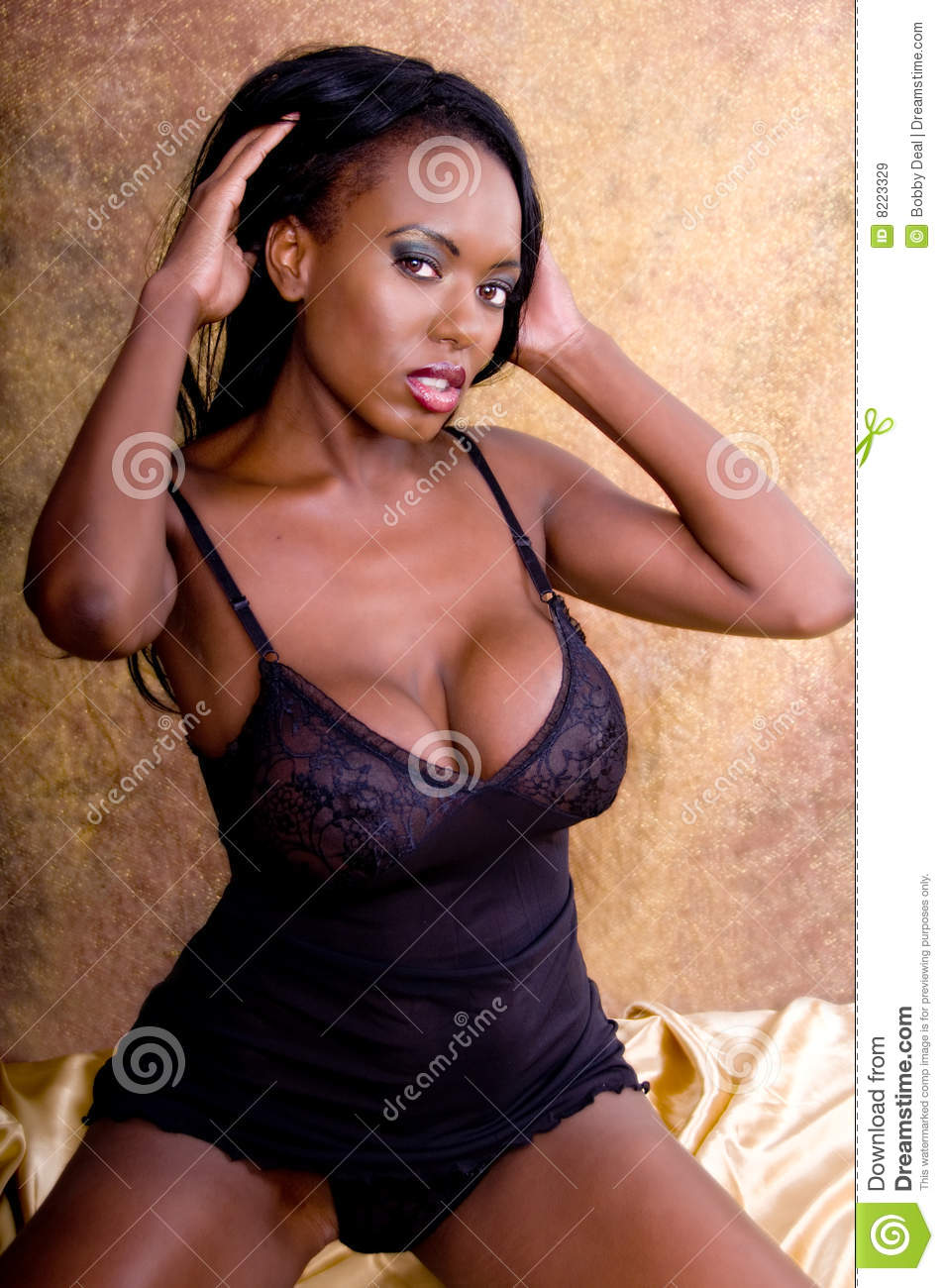 Lovely In Lingerie Royalty Free Stock Images Image 8223329