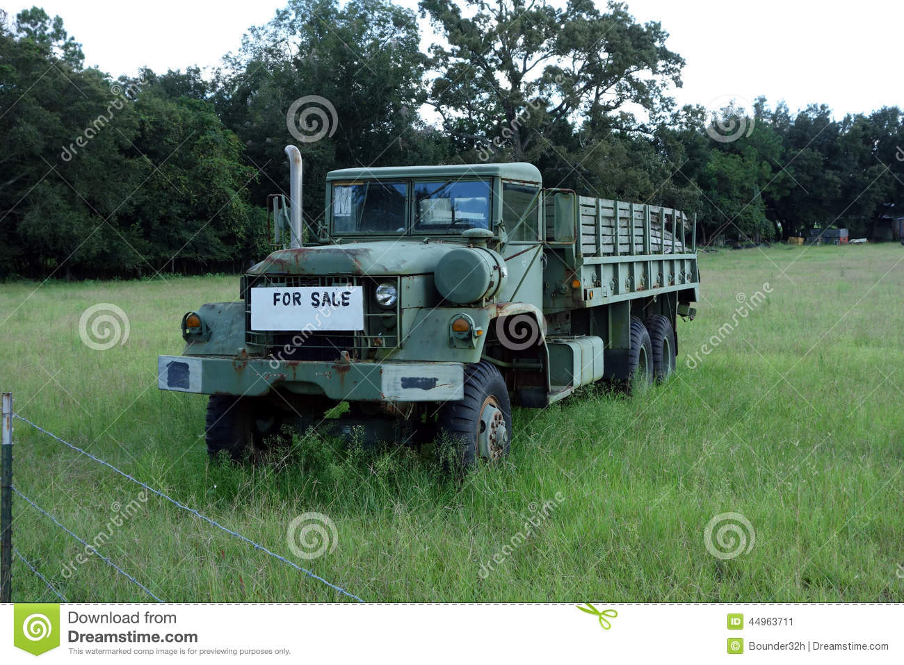 A Lovely Old Truck In A Field Editorial Photo - Image of tires, sale ...