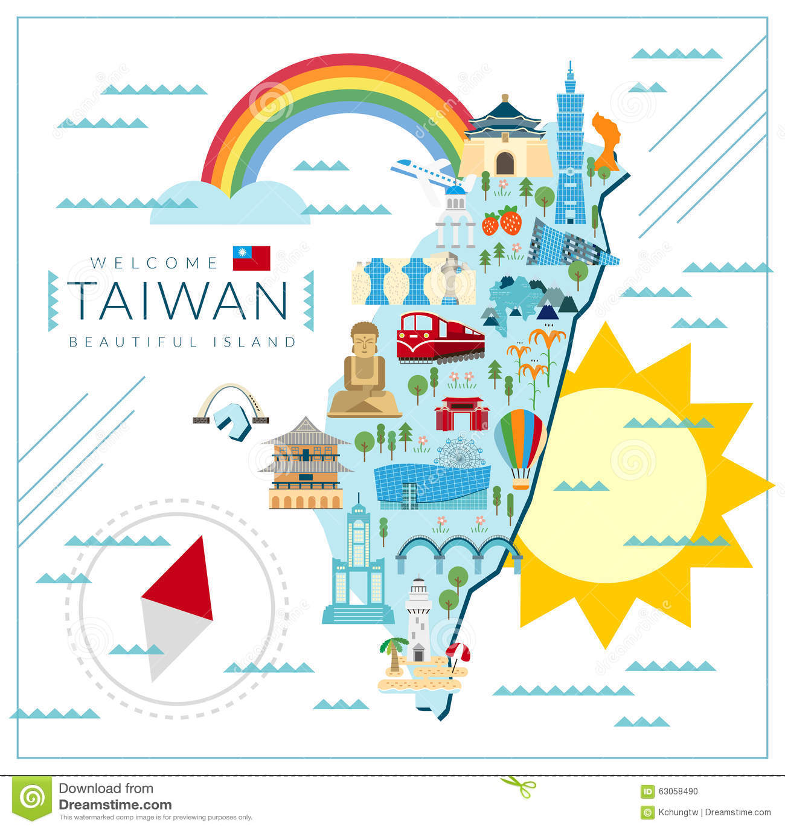 taiwan lovely