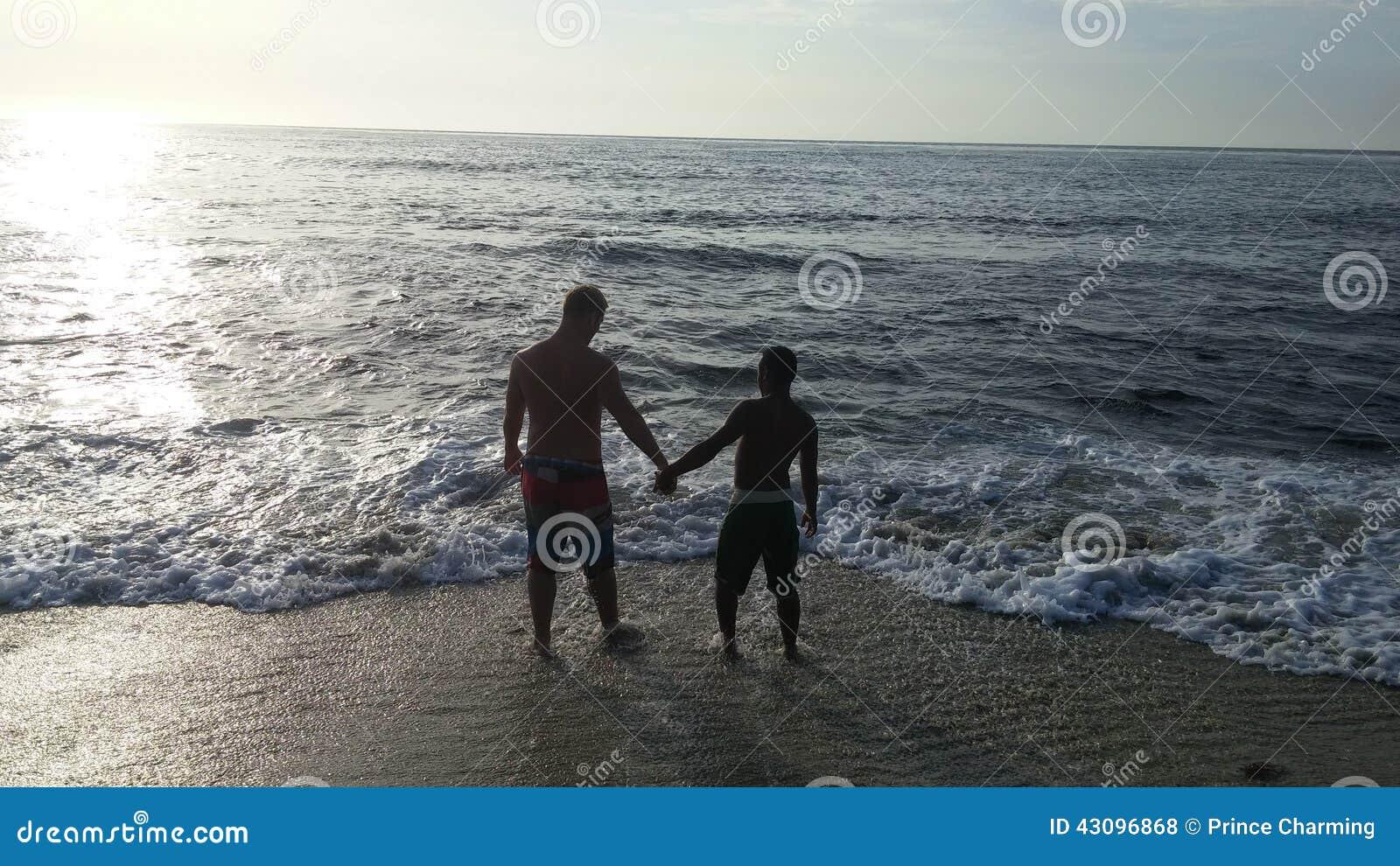 Gay beach tgp