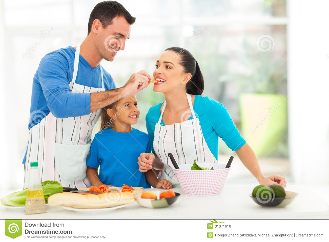 Husband Feeding Wife Stock Images - Download 1,113 Royalty Free Photos