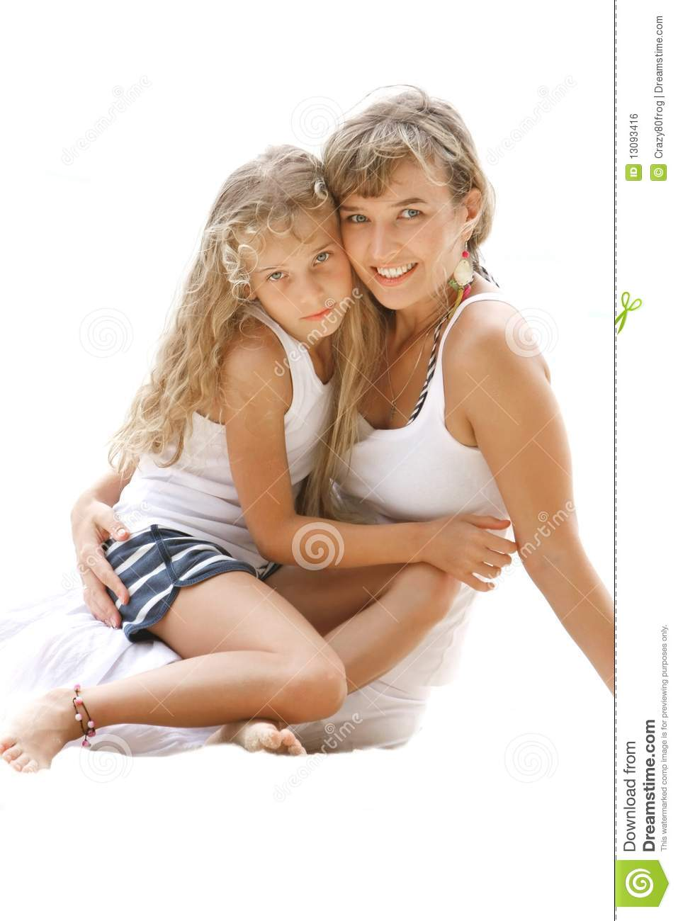loving mother and daughter stock photo image of emotional 13093416