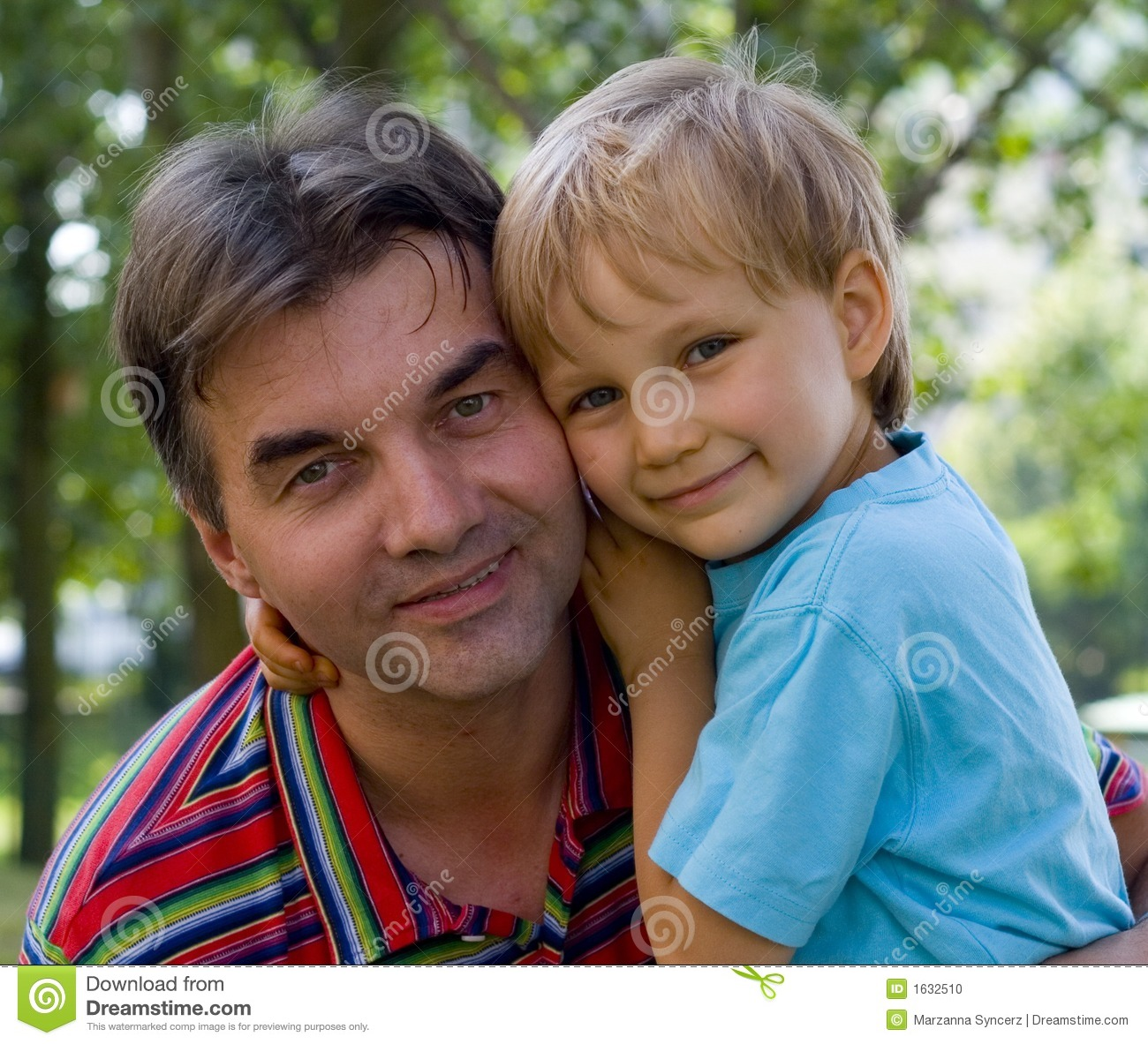 loving uncle and nephew stock photo image of handsome 1632510