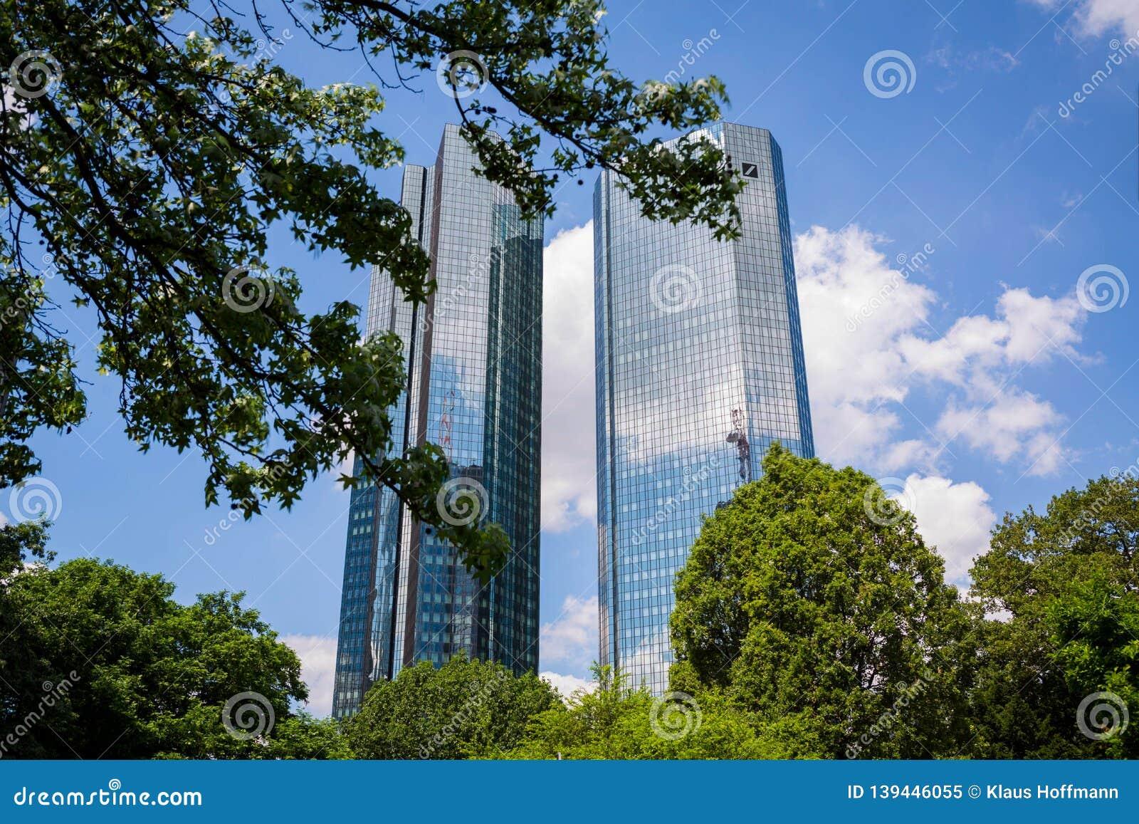 Deutschebank Frankfurt
