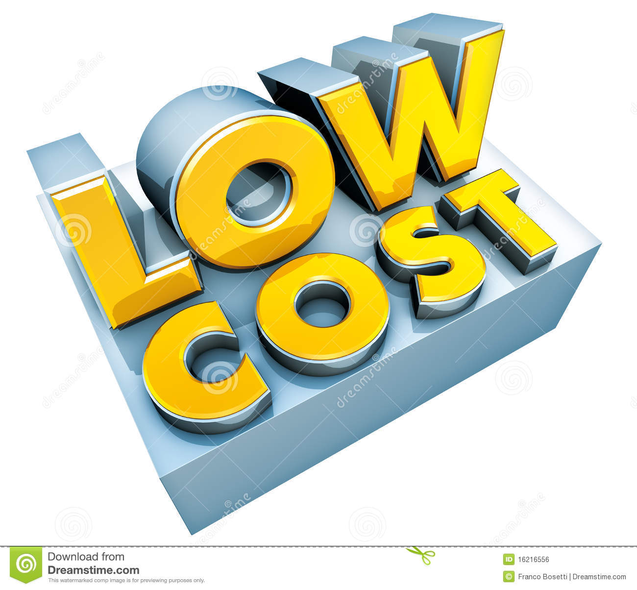 ... illustration low cost words 3d for advertising mr no pr no 3 2959 6: www.dreamstime.com/royalty-free-stock-image-low-cost-image16216556