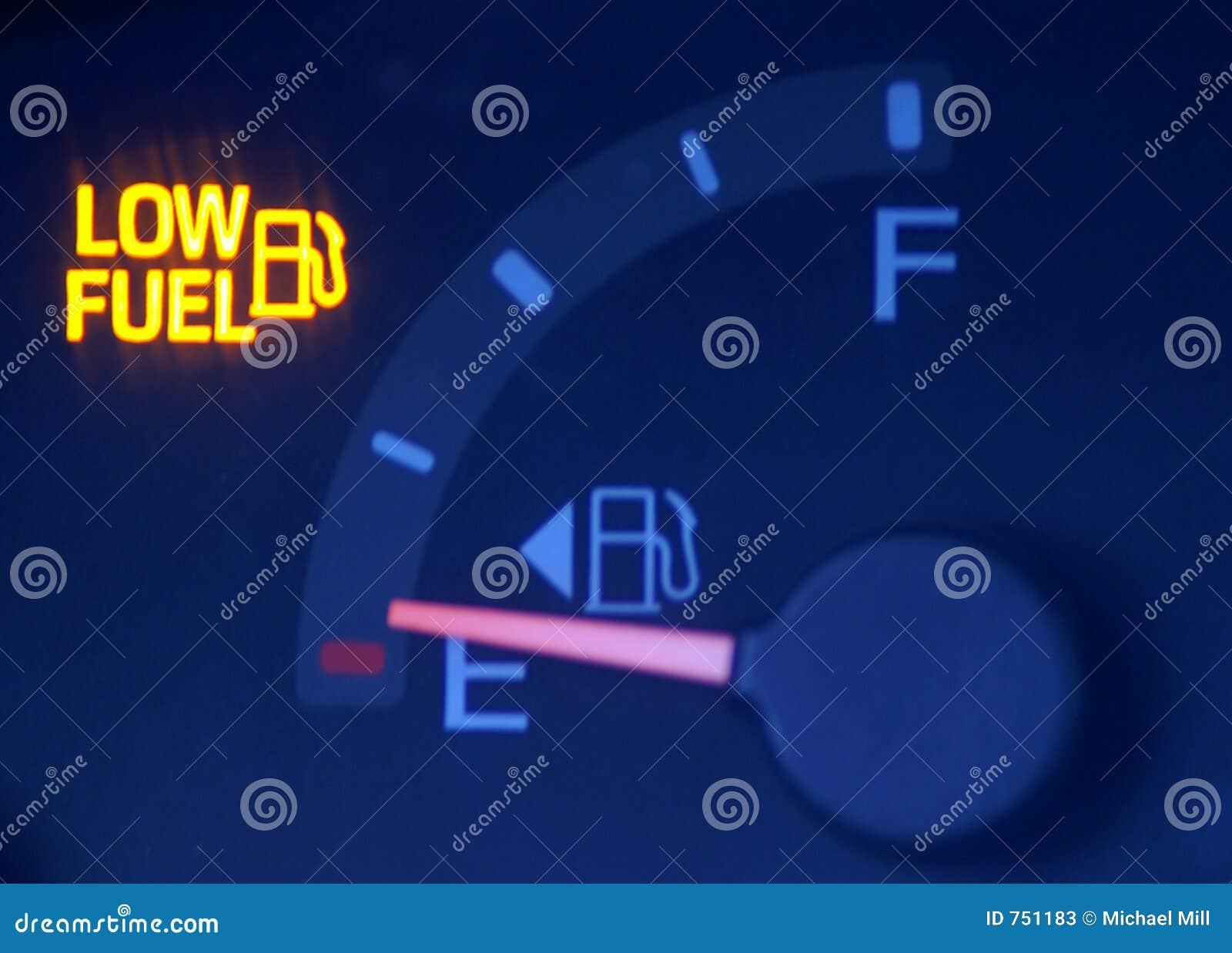 Low Fuel Stock Photos - Image: 751183