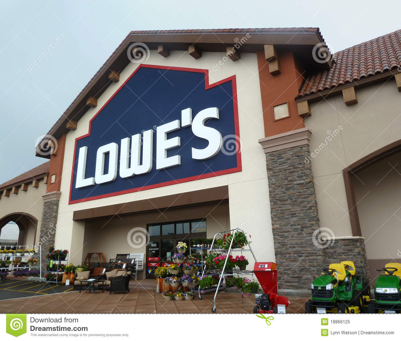 Lowes Home Improvement Stores