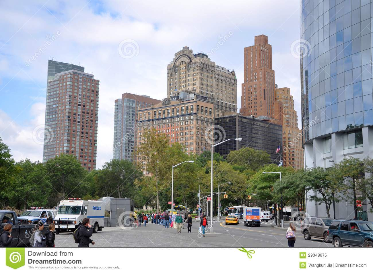 lower manhattan rascacielos york