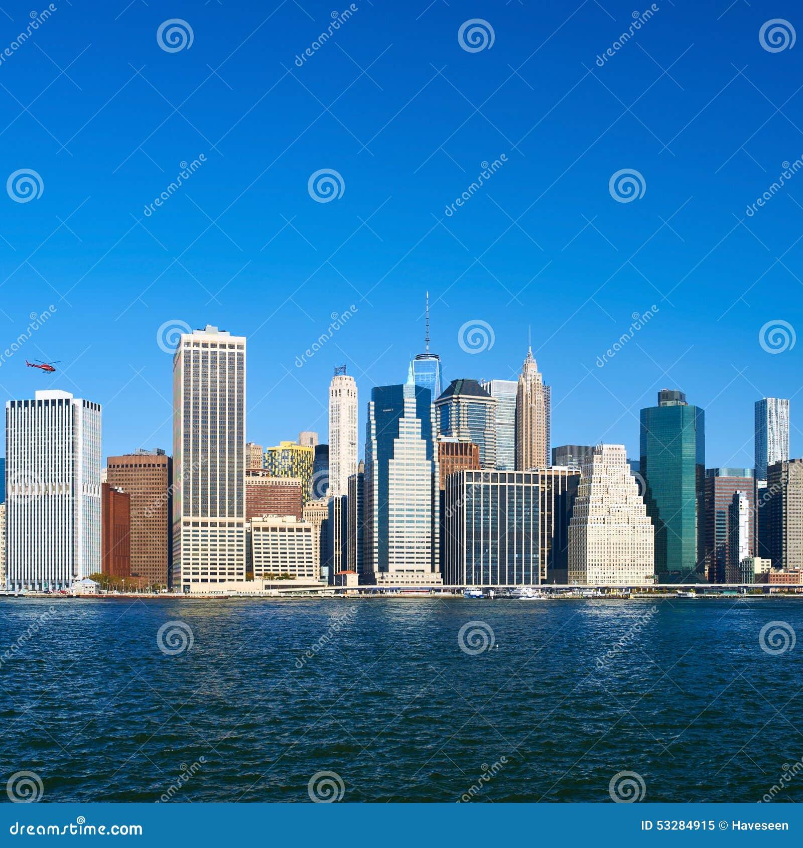 new york skyline view - photo #36
