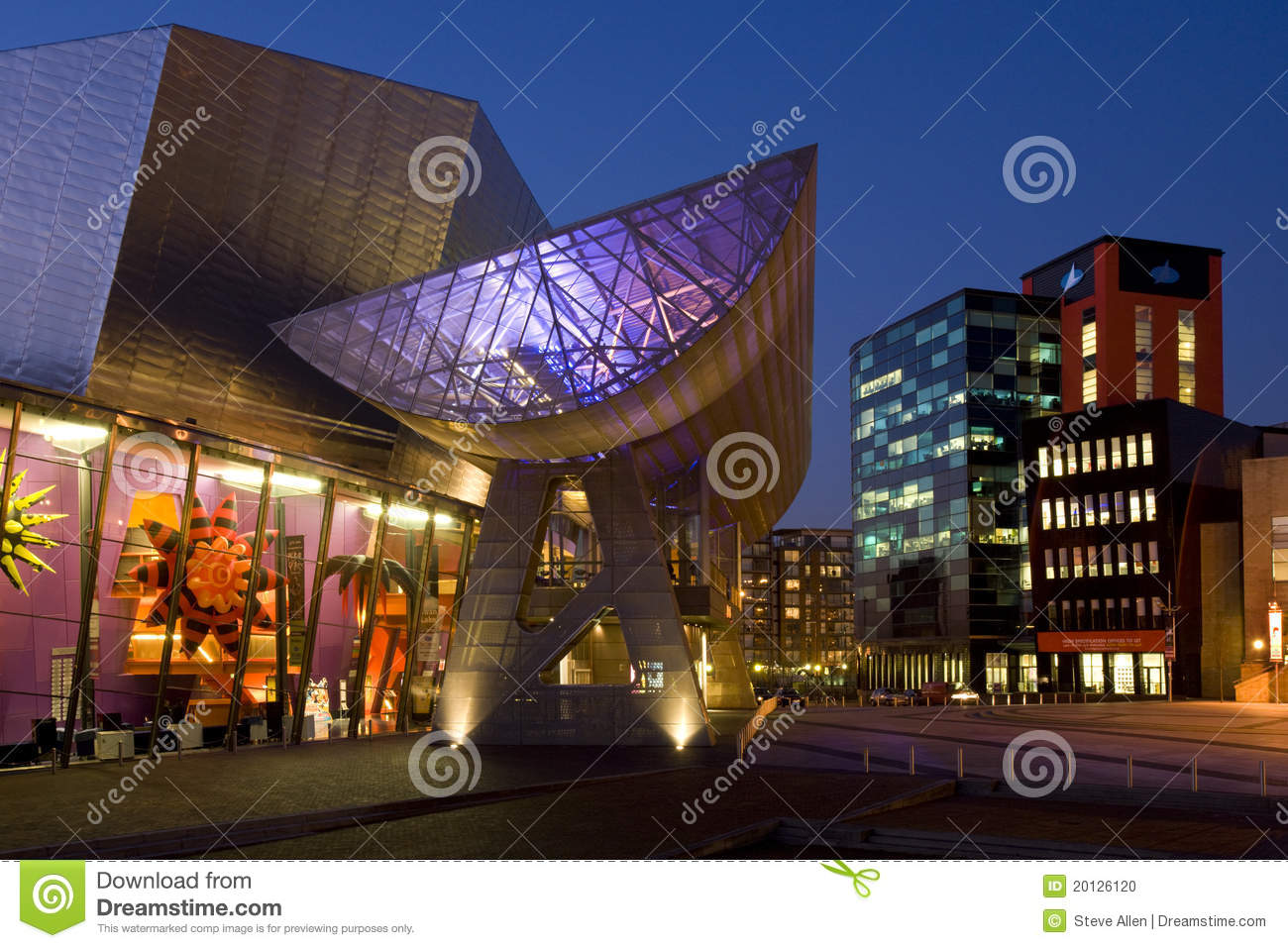 Lowery Centre - Manchester - England