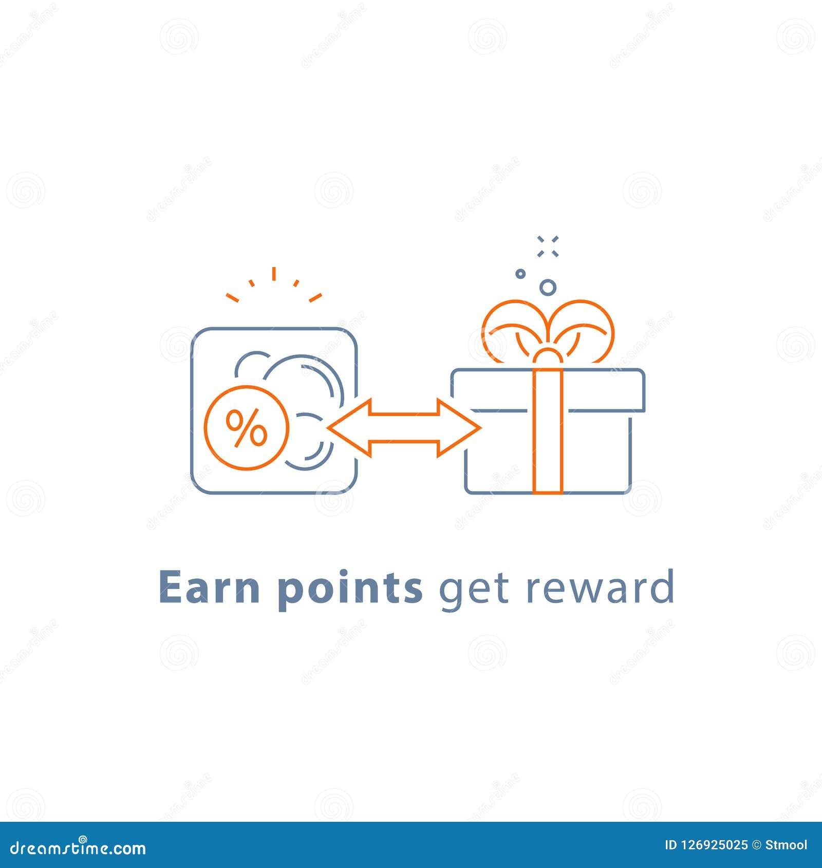 Loyalty Rewards Program >> Loyalty Program Earn Points And Get Reward Marketing