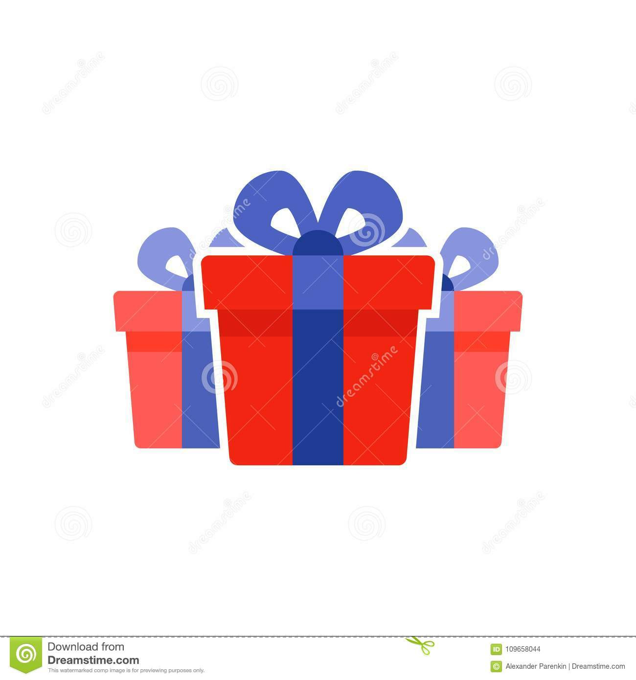 Loyalty Reward Prize Three Surprising Gift Boxes Super Present