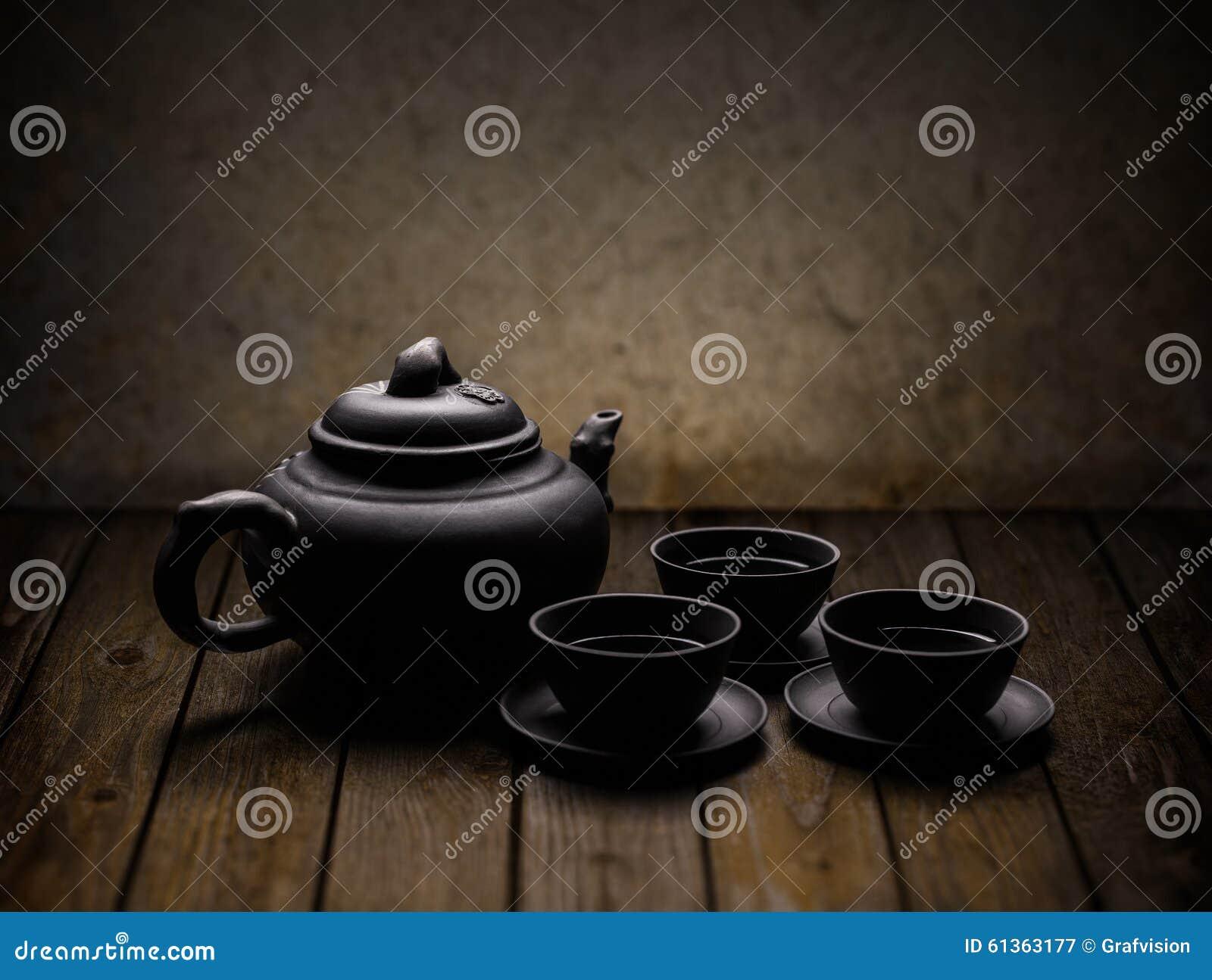 Loza china del té