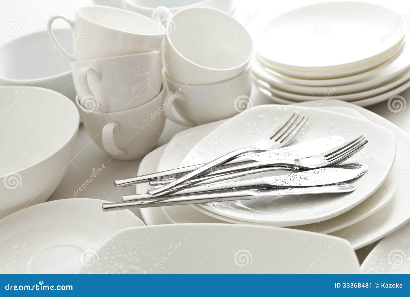 Loza cocina imagen de archivo imagen de limpio neutral for Azulejos de cocina de loza