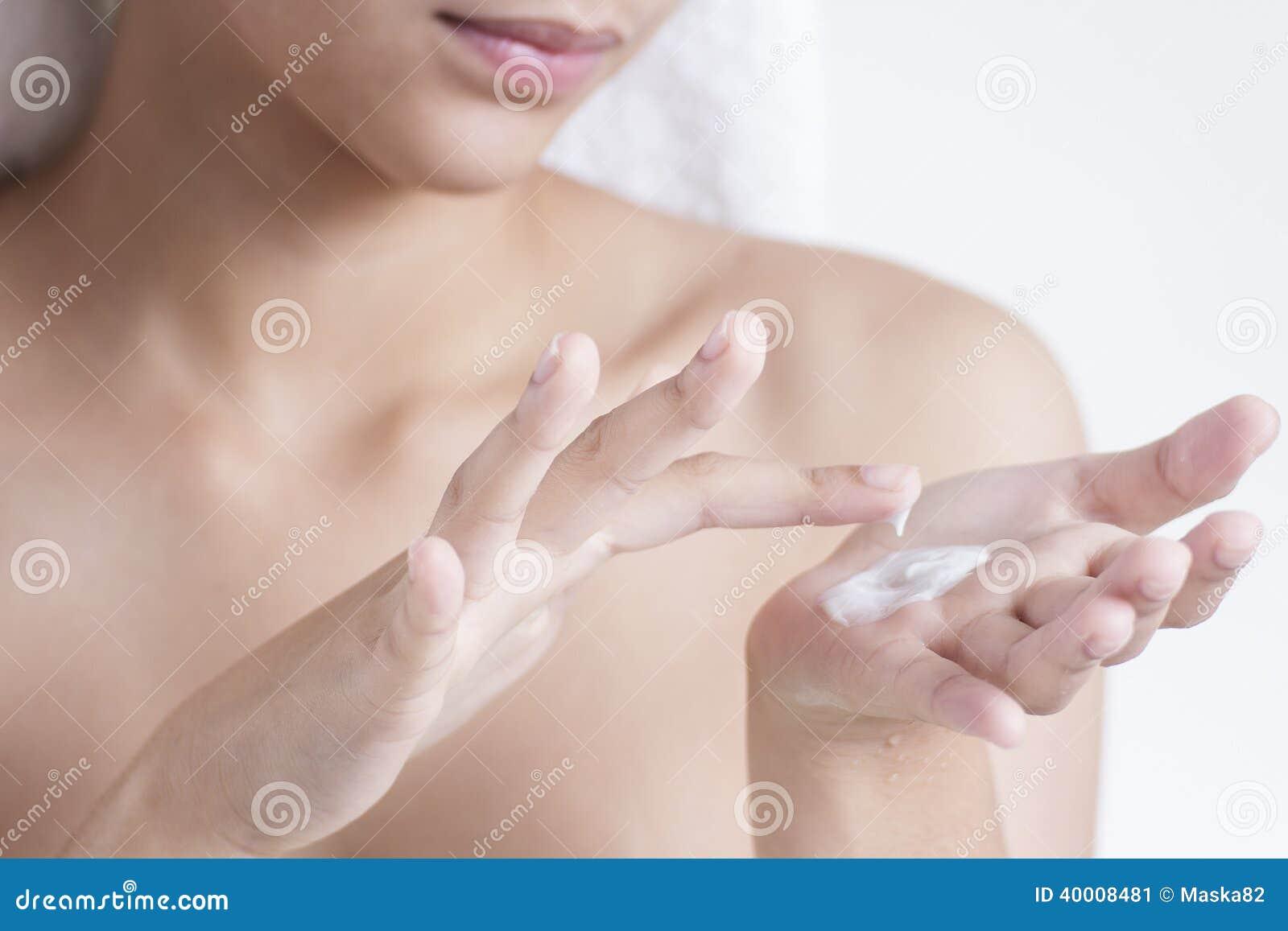 Lozione della pelle