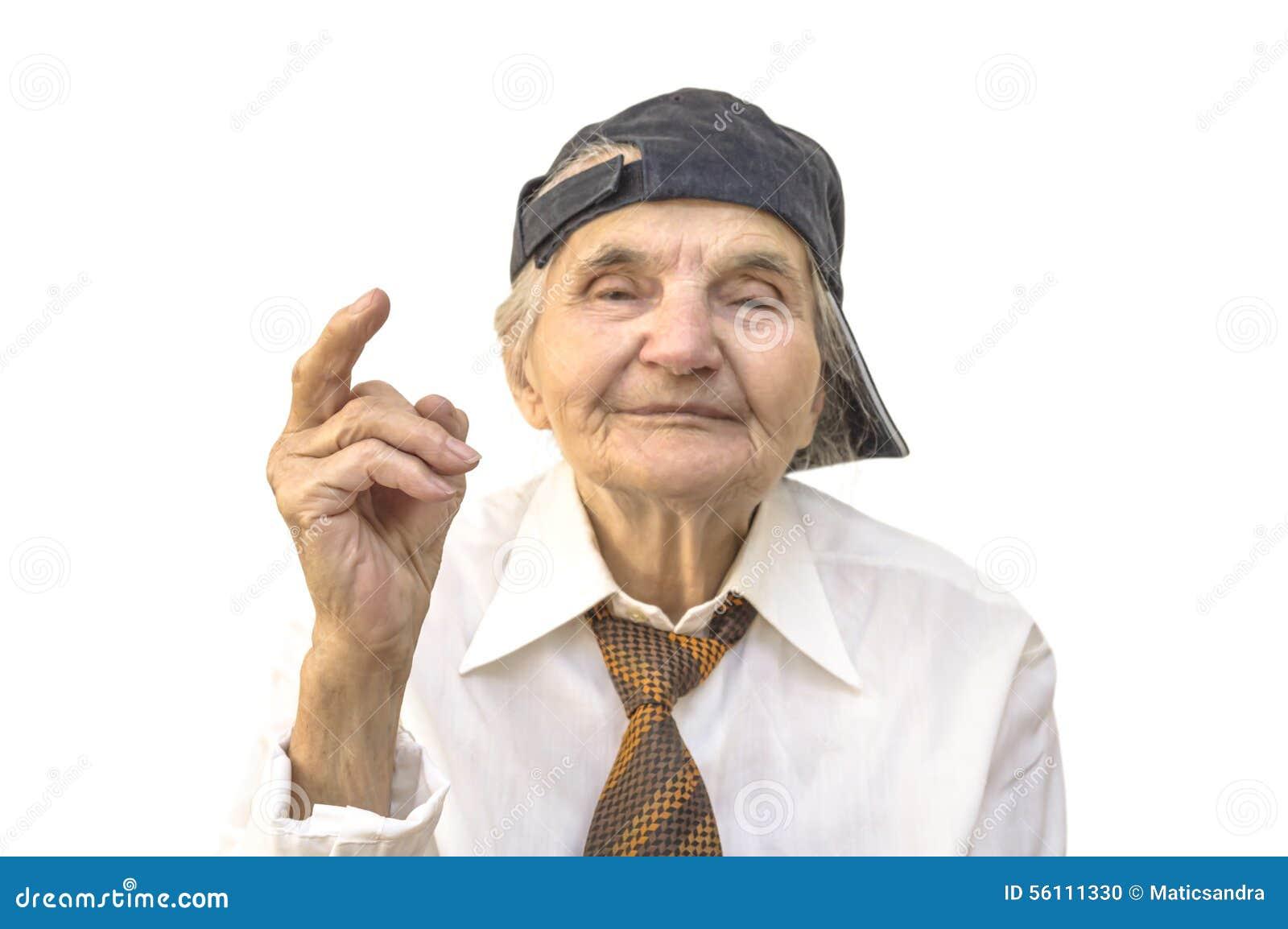 oma fingern