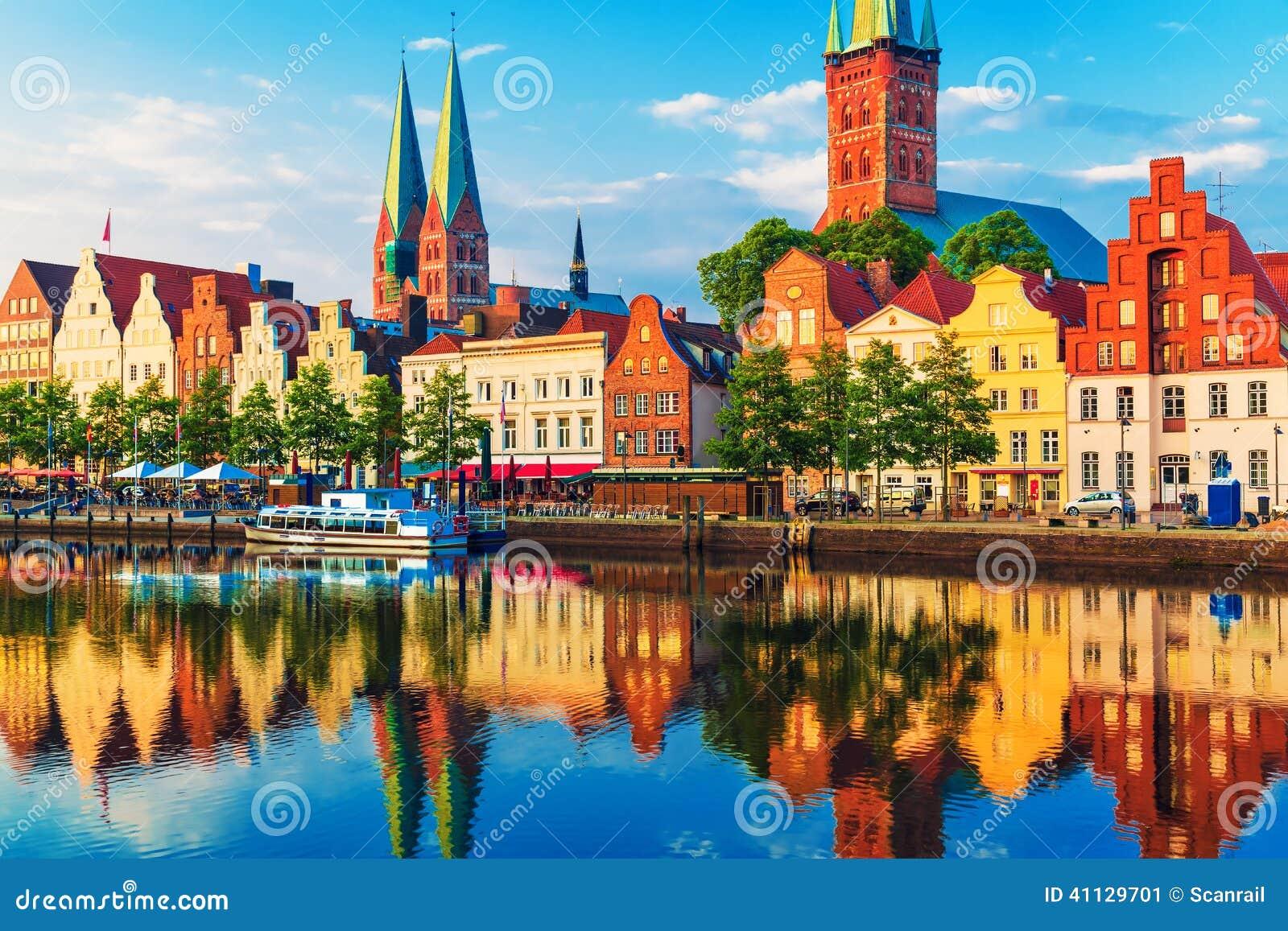 Lubeck, Germany Stock Photo