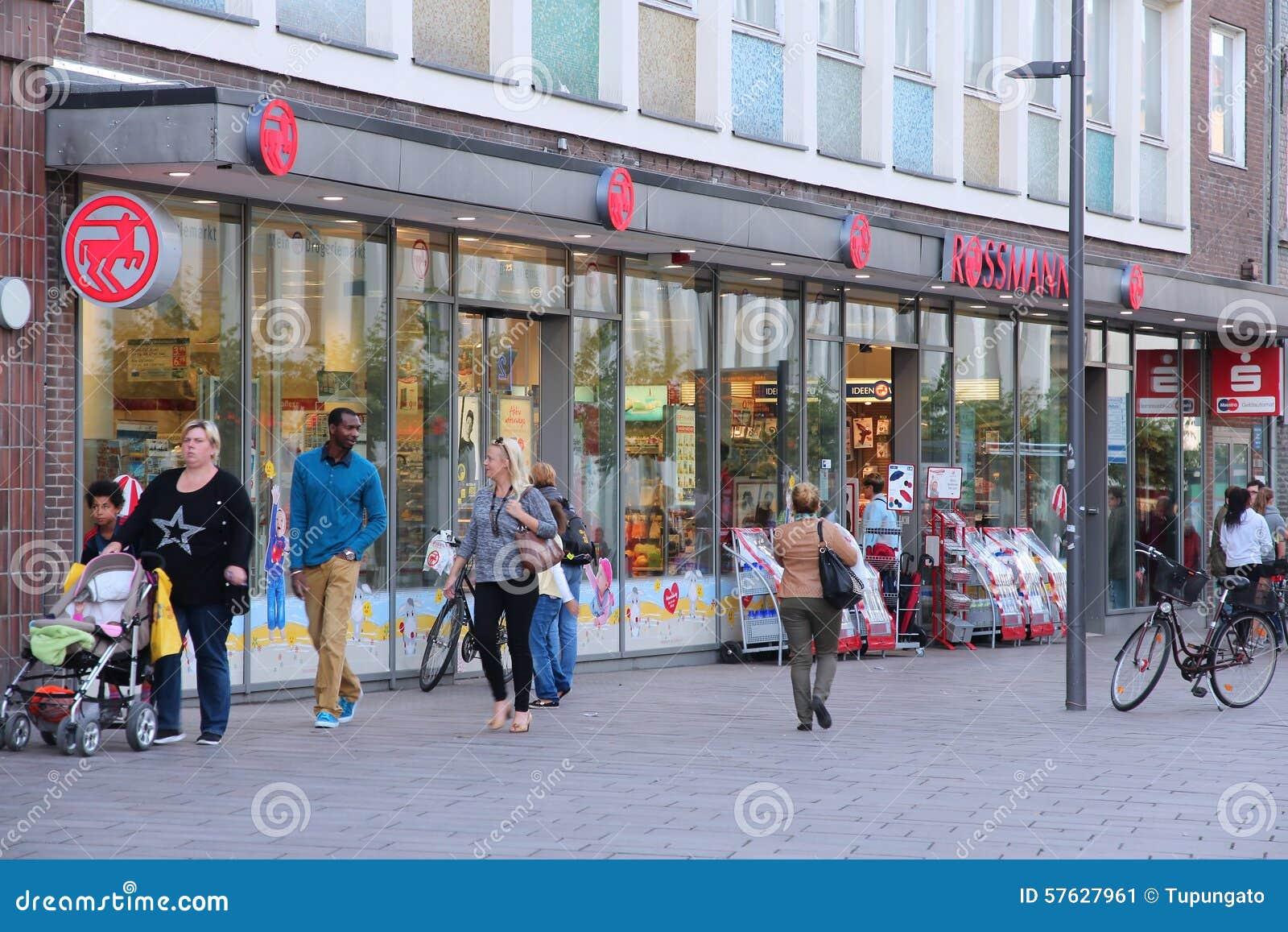 lГјbeck shoppen