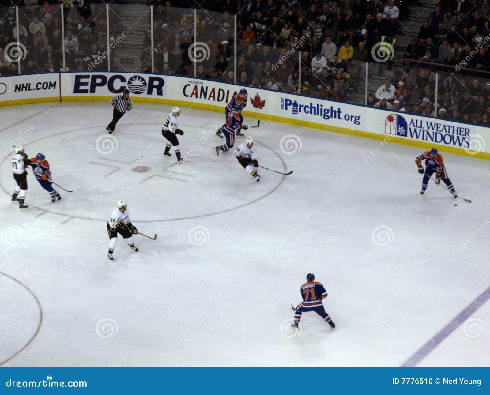 Lubrificatori contro Mighty Ducks 2