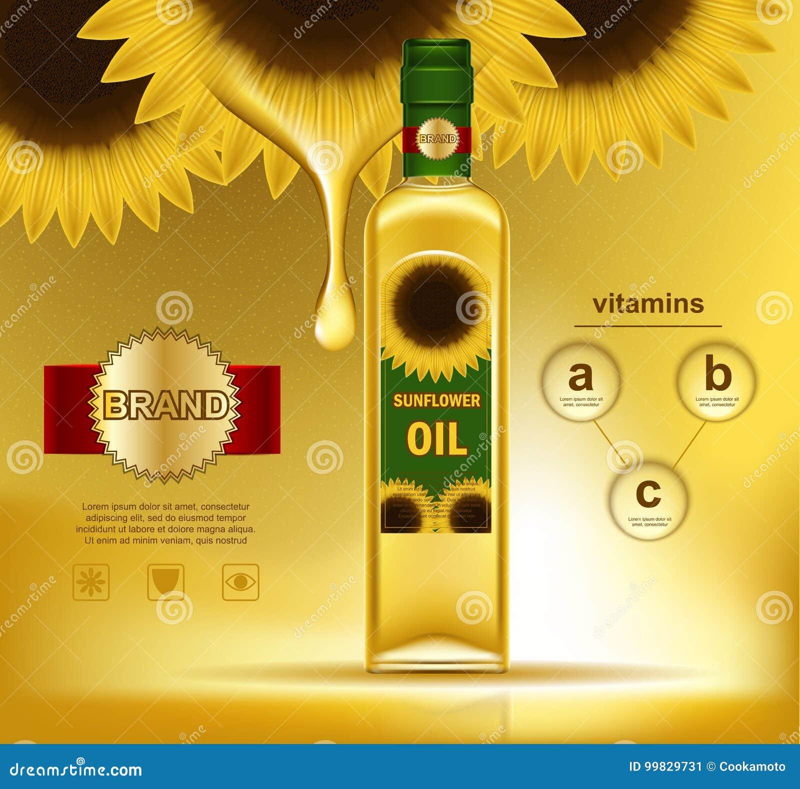 Lubrifique o líquido na garrafa com os girassóis na parte superior