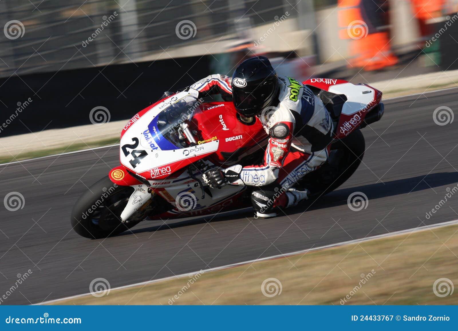 Luca Conforti - Ducati 1198R - Althea Racing