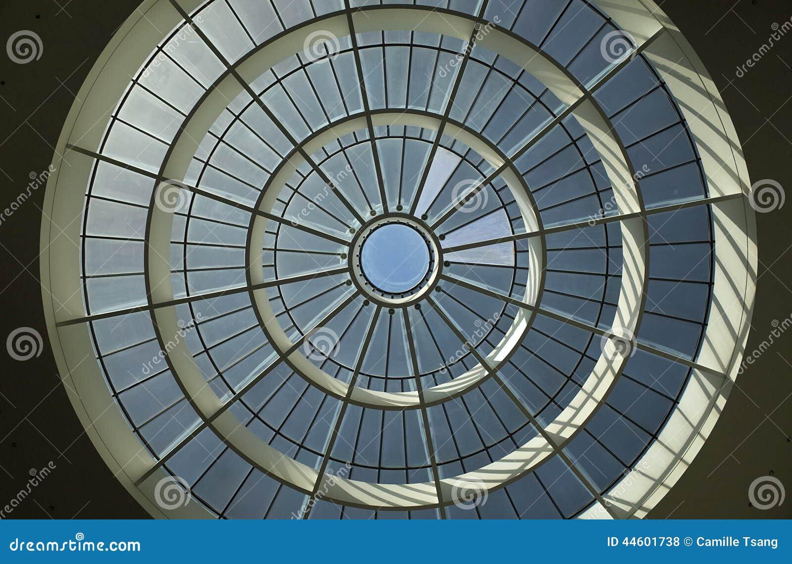 Lucarne circulaire