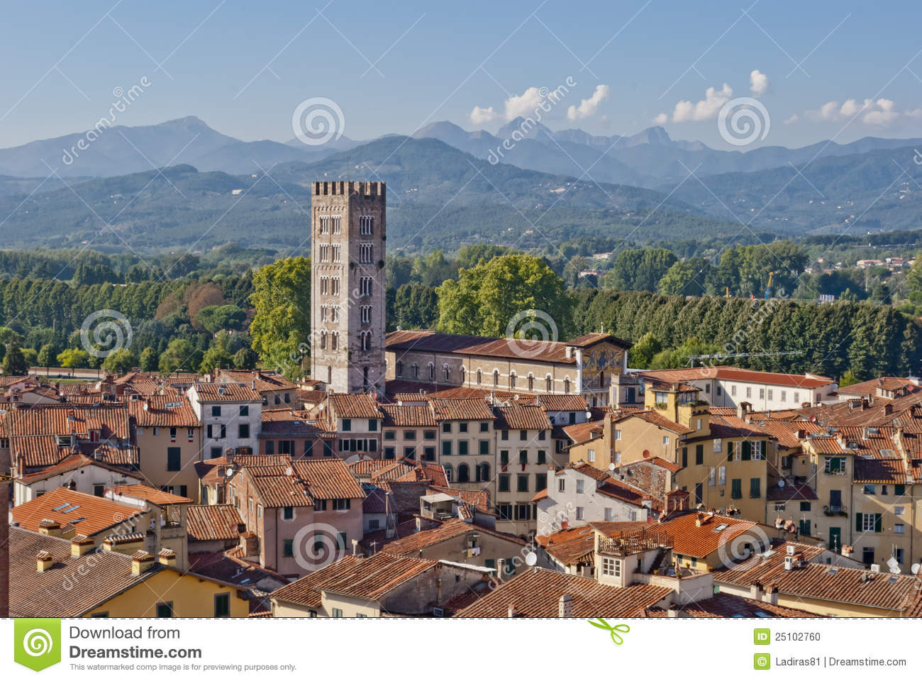 Lucca, Italy Stock Photo - Image: 25102760