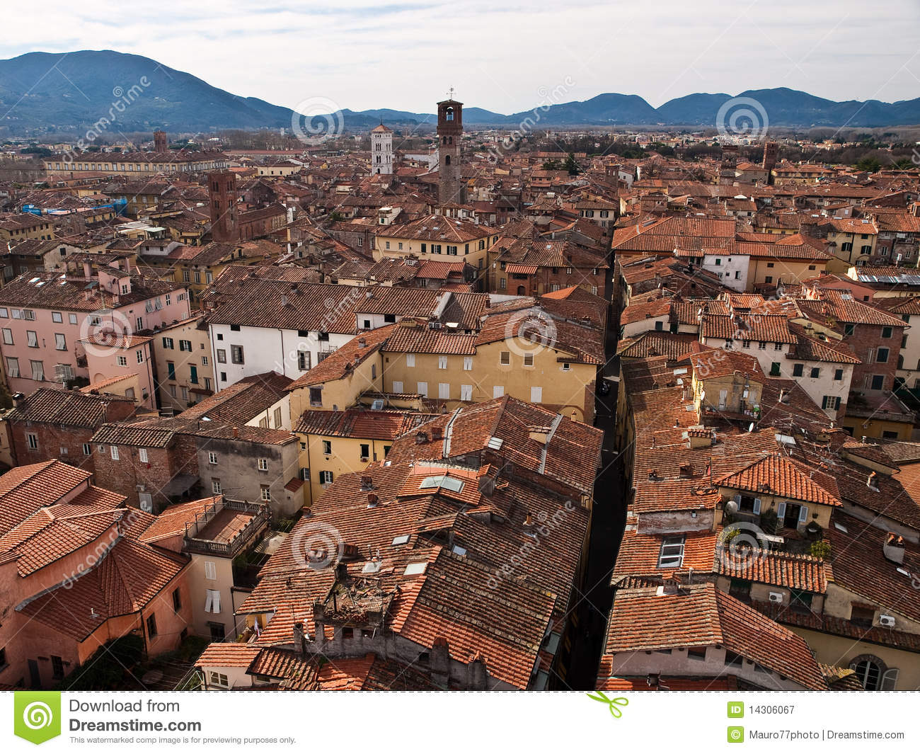 Lucca Italy Travel Blogs