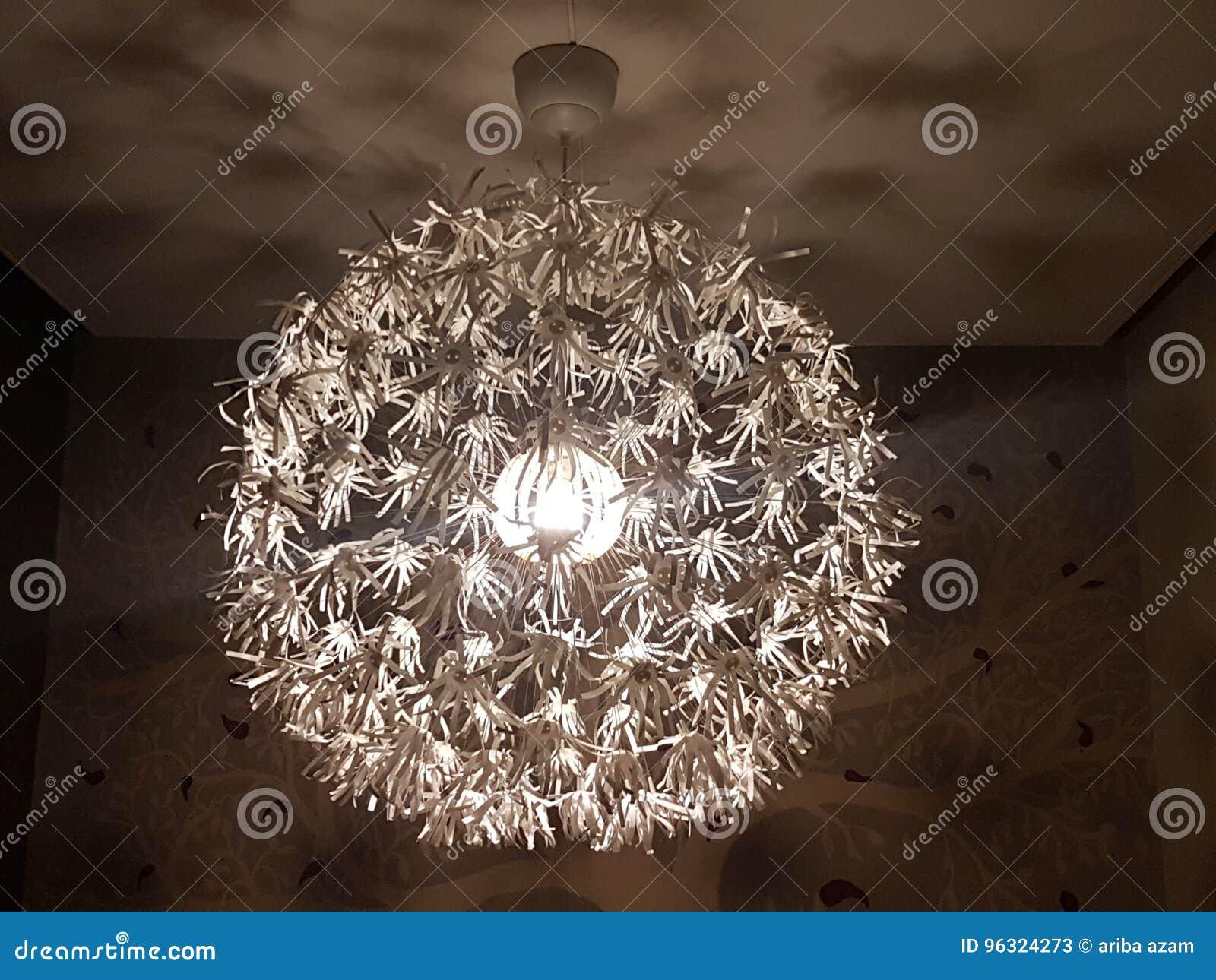 Luce affascinante