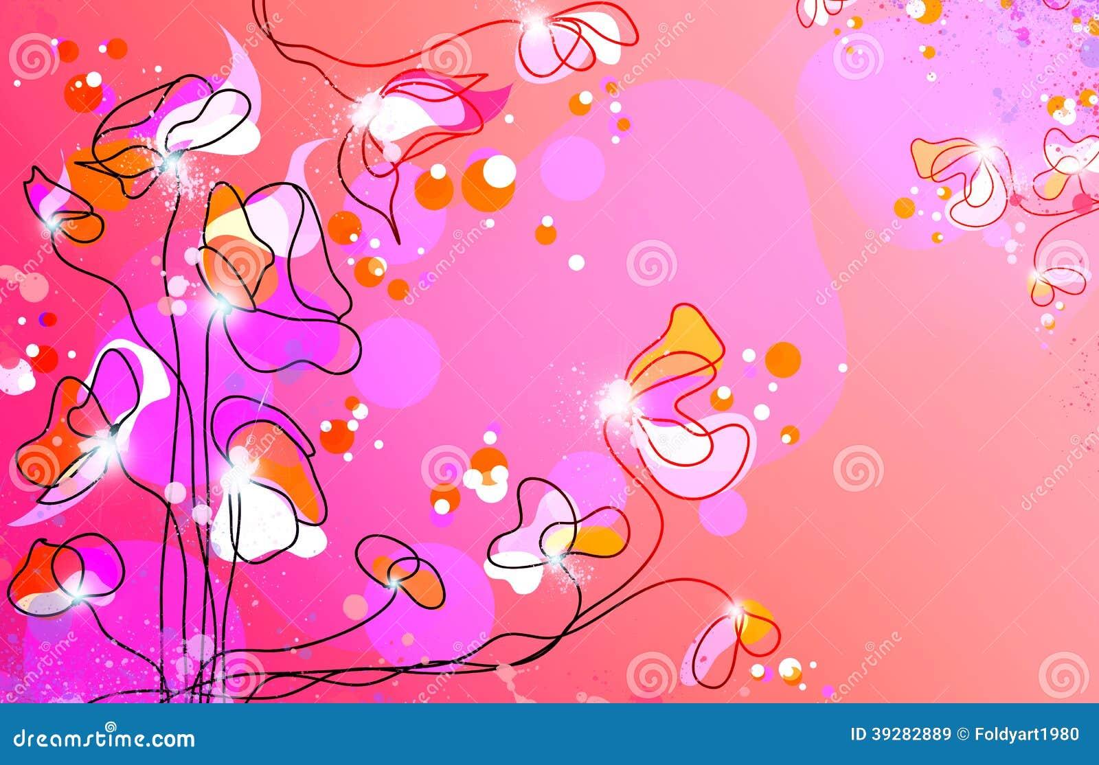 Luce del fiore