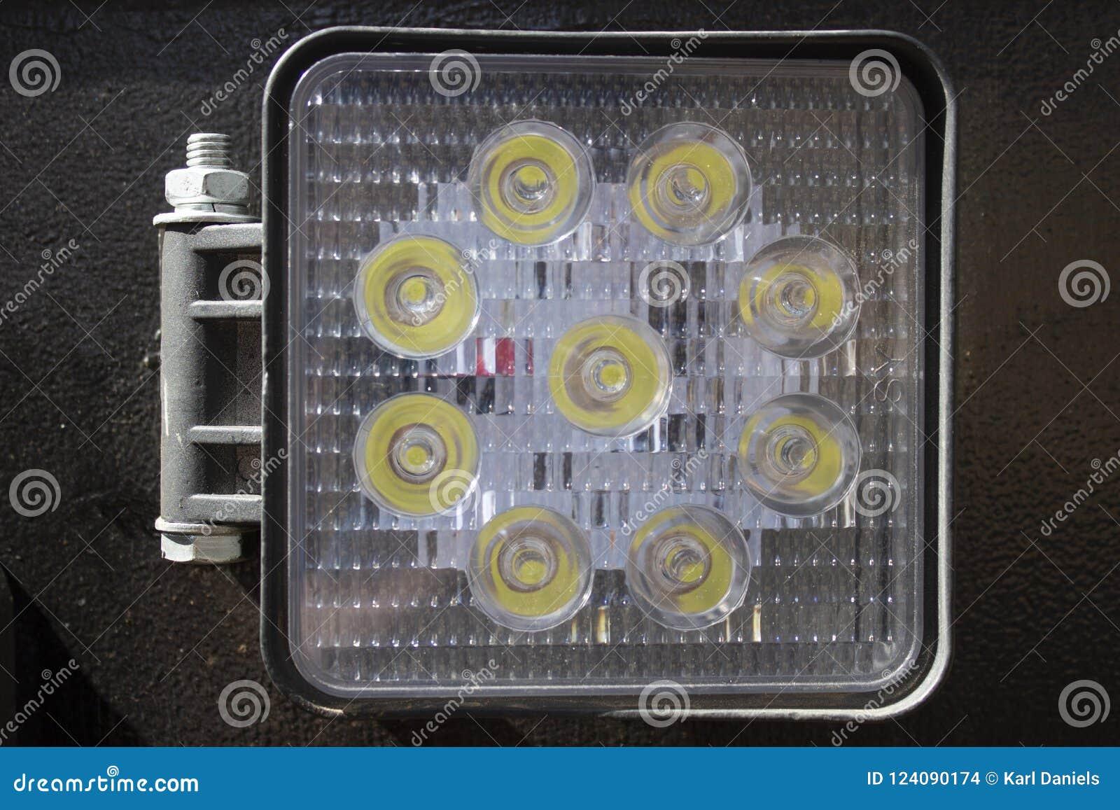 Luce del punto della raccolta del LED