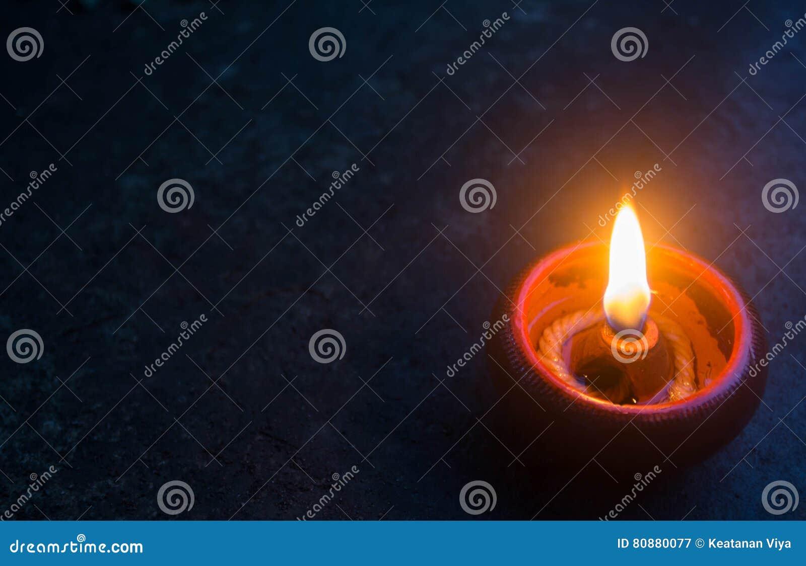 Luce della candela