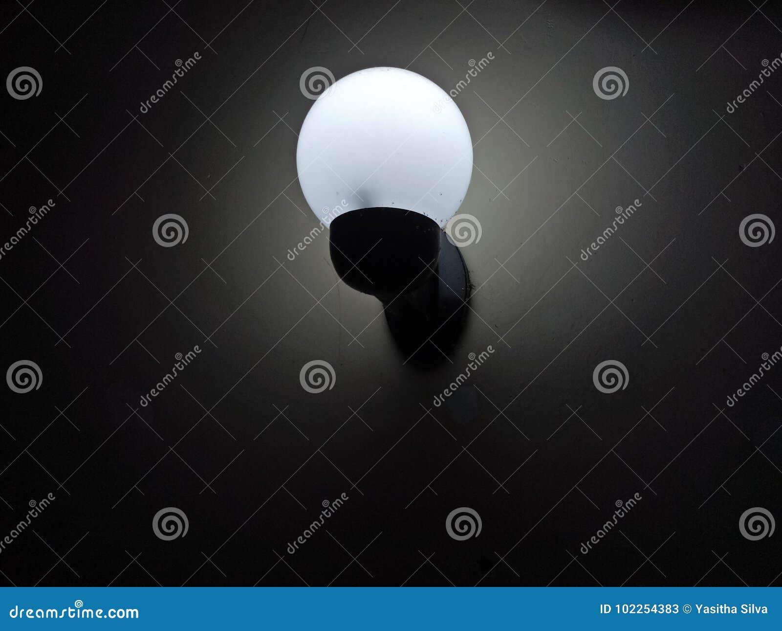 Luce della parete