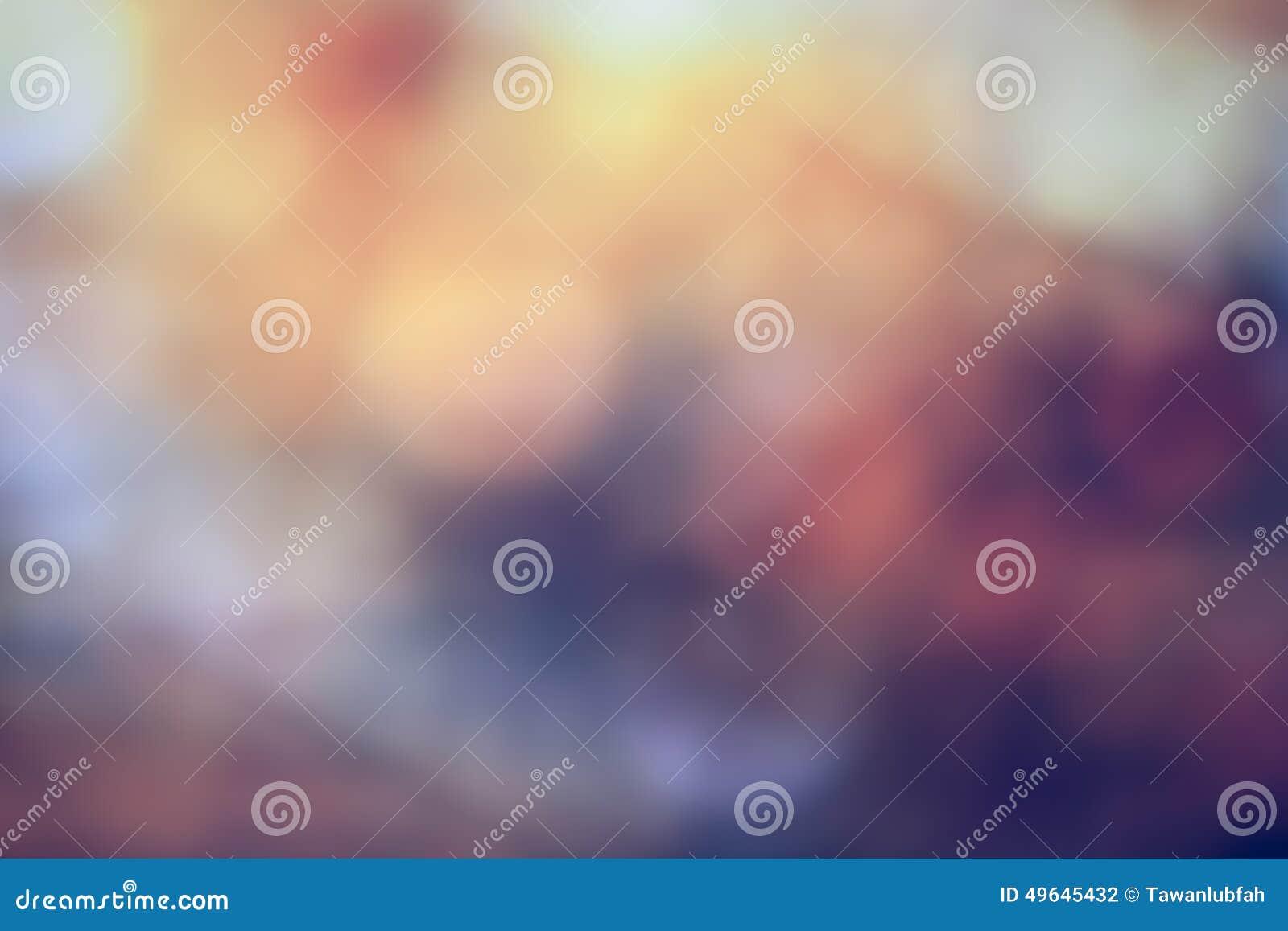 Luce di Bokeh sul fondo di colore pastello