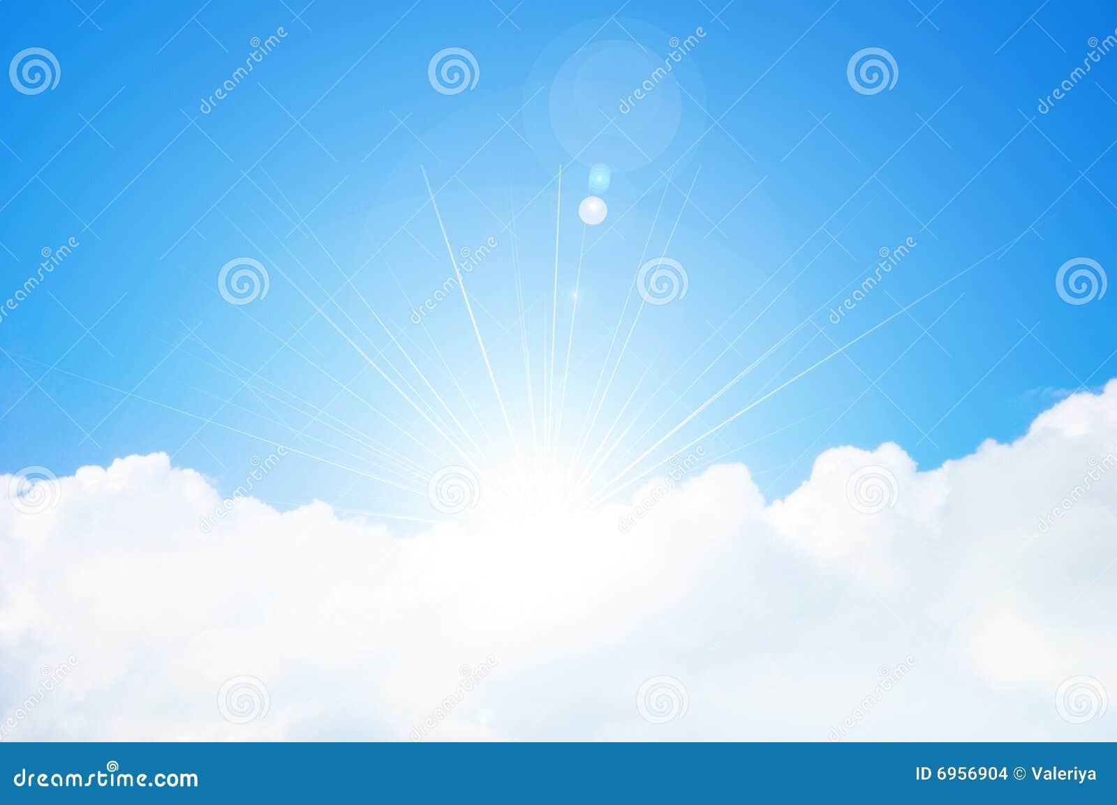 Luce solare fotografia stock immagine di bello speranza - Specchi riflettenti luce solare ...