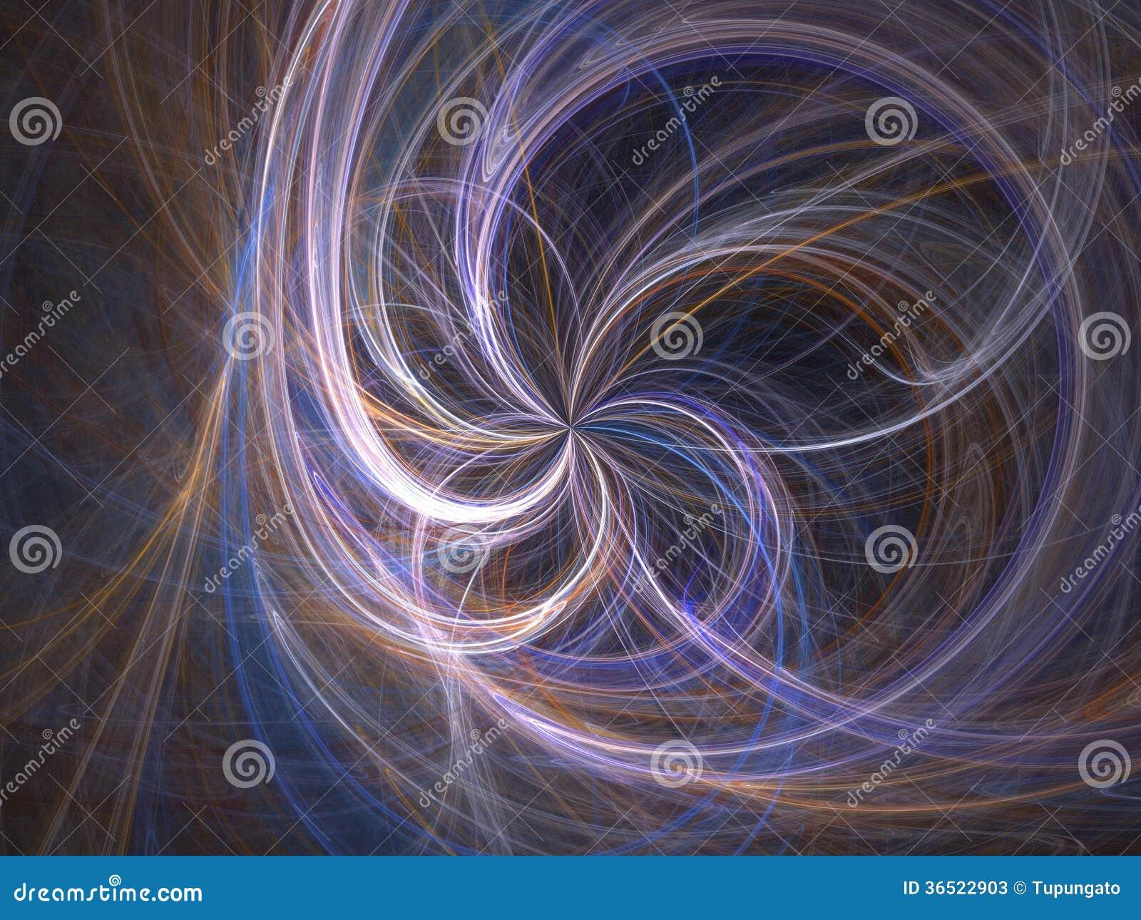 Luce a spirale