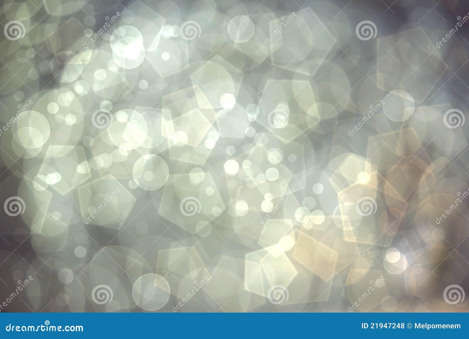 Luces abstractas del bokeh