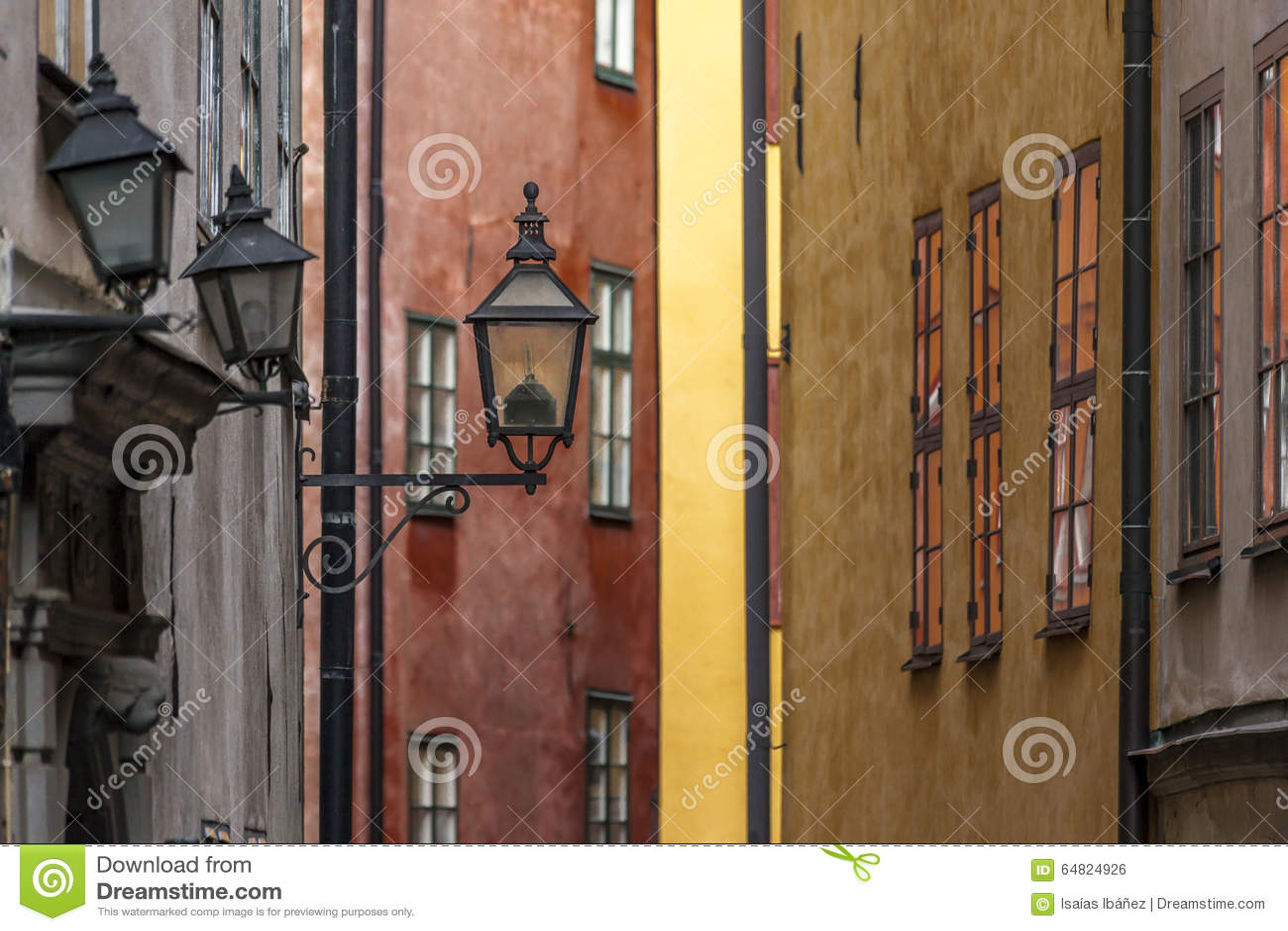 Luces de calle II