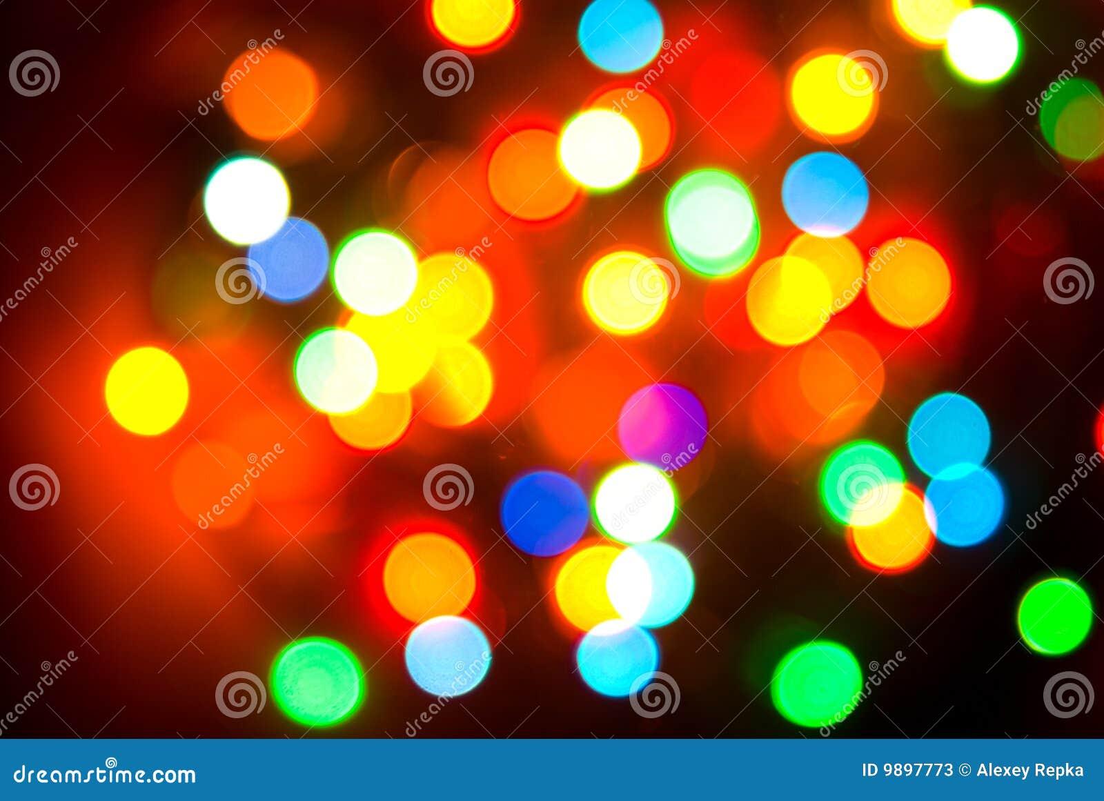 Luces del color fotos de archivo imagen 9897773 for Luces de colores