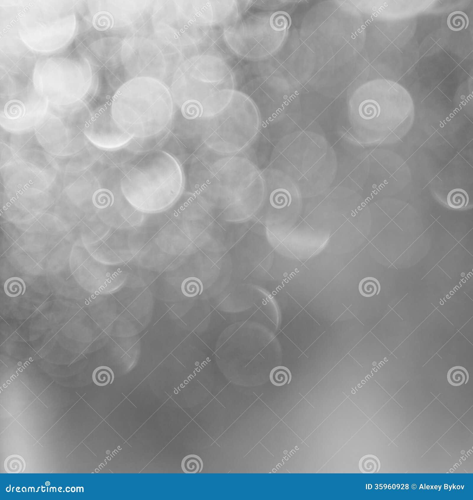 Luces en fondo gris