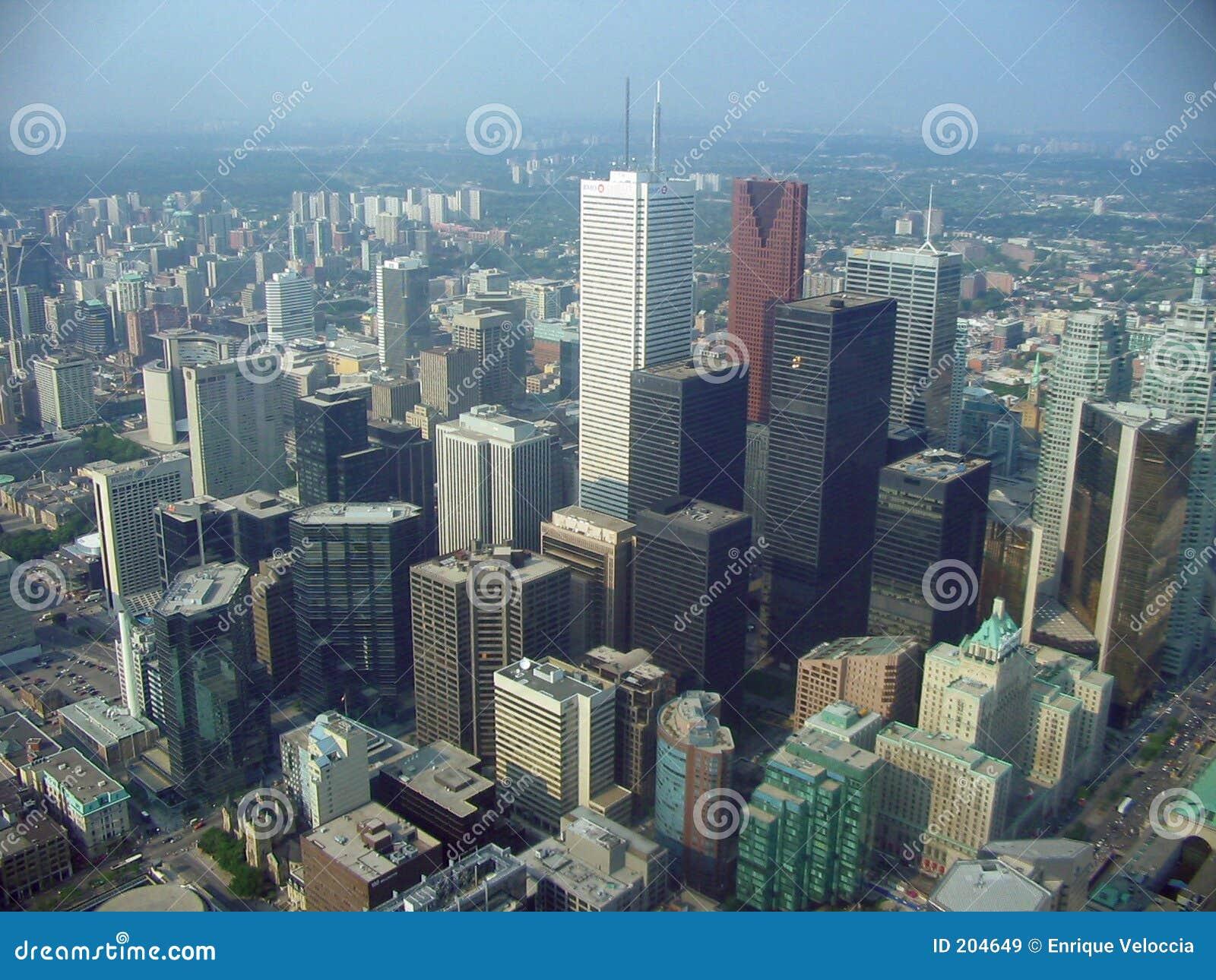 Lucht 2 van Toronto