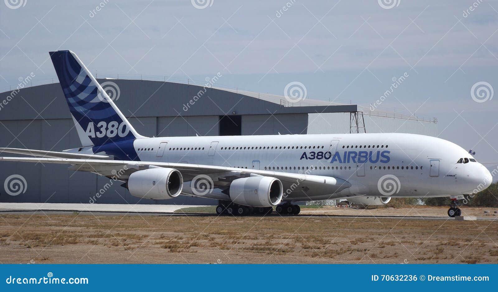 Luchtbus a380 FIDAE