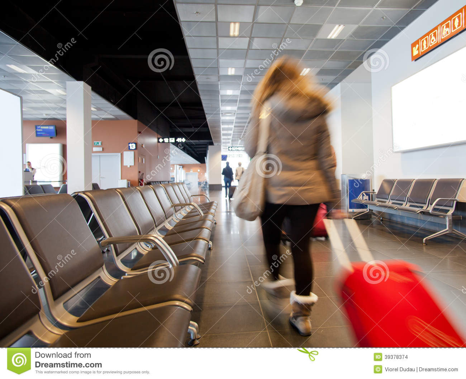 Luchthavenreiziger
