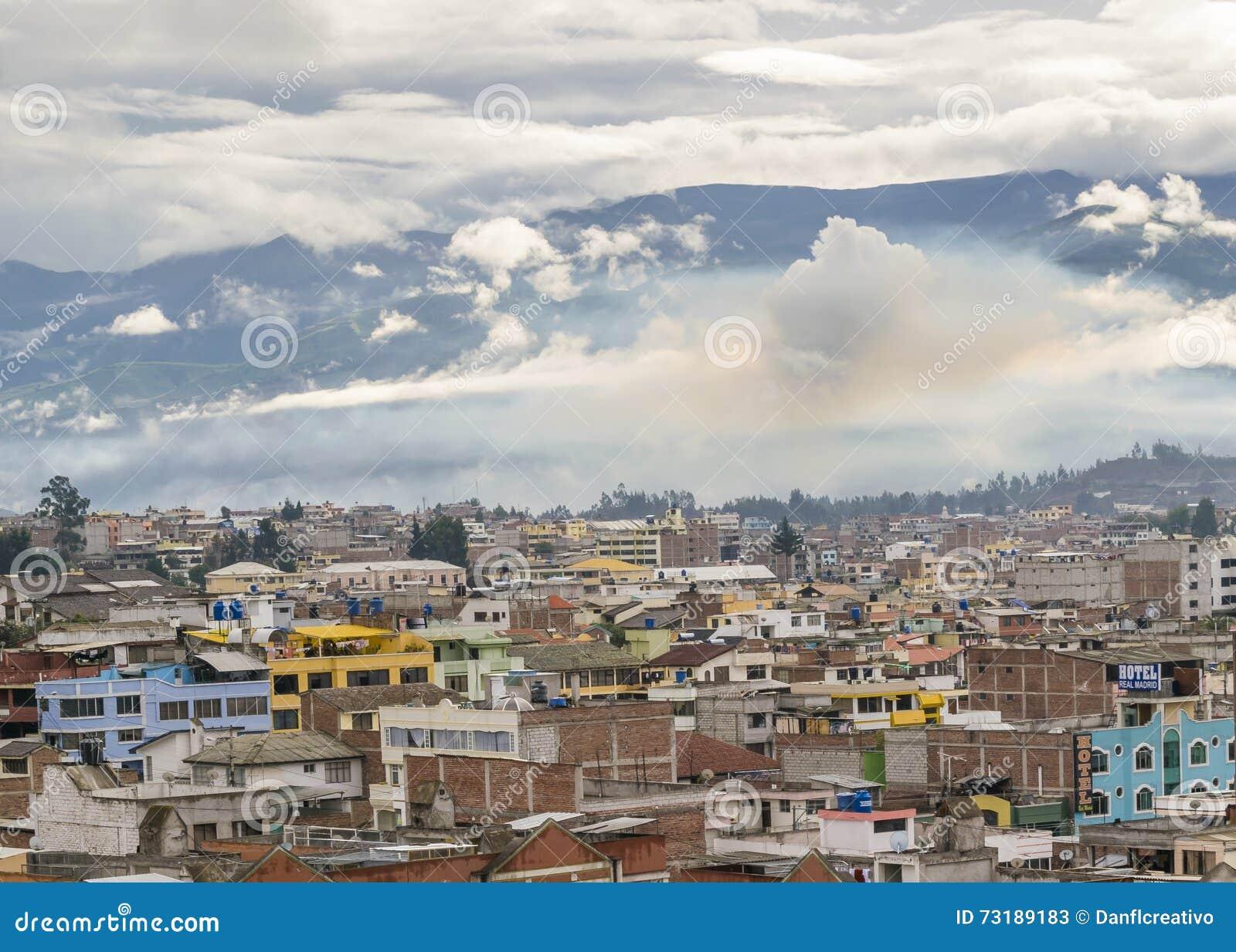 stad i ecuador