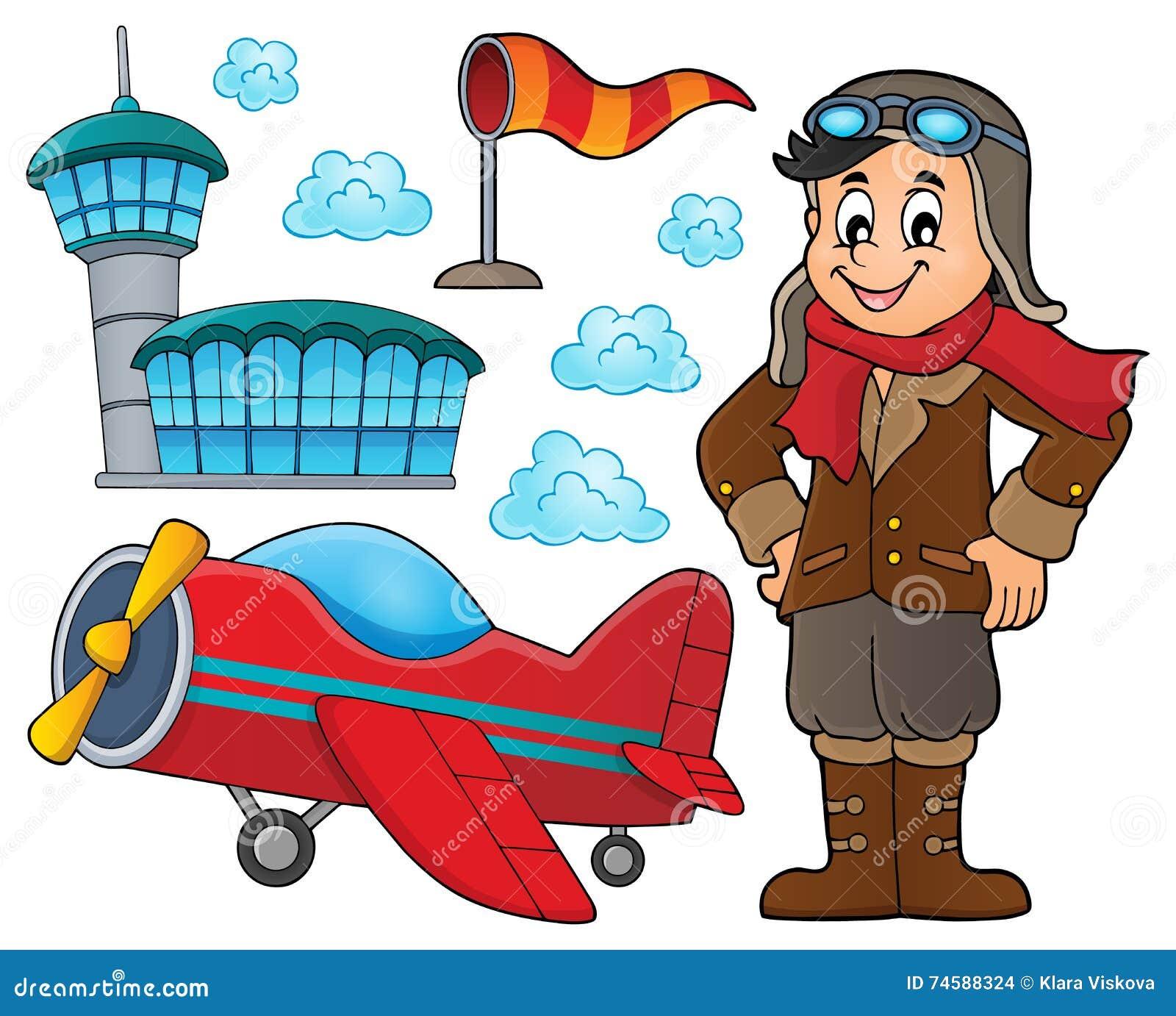 Luchtvaart thematische reeks 2