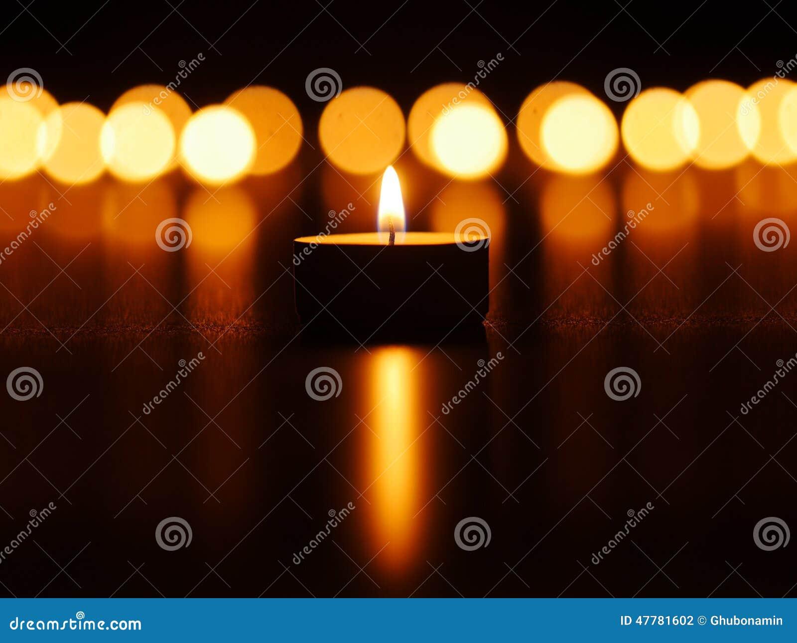 Luci della candela
