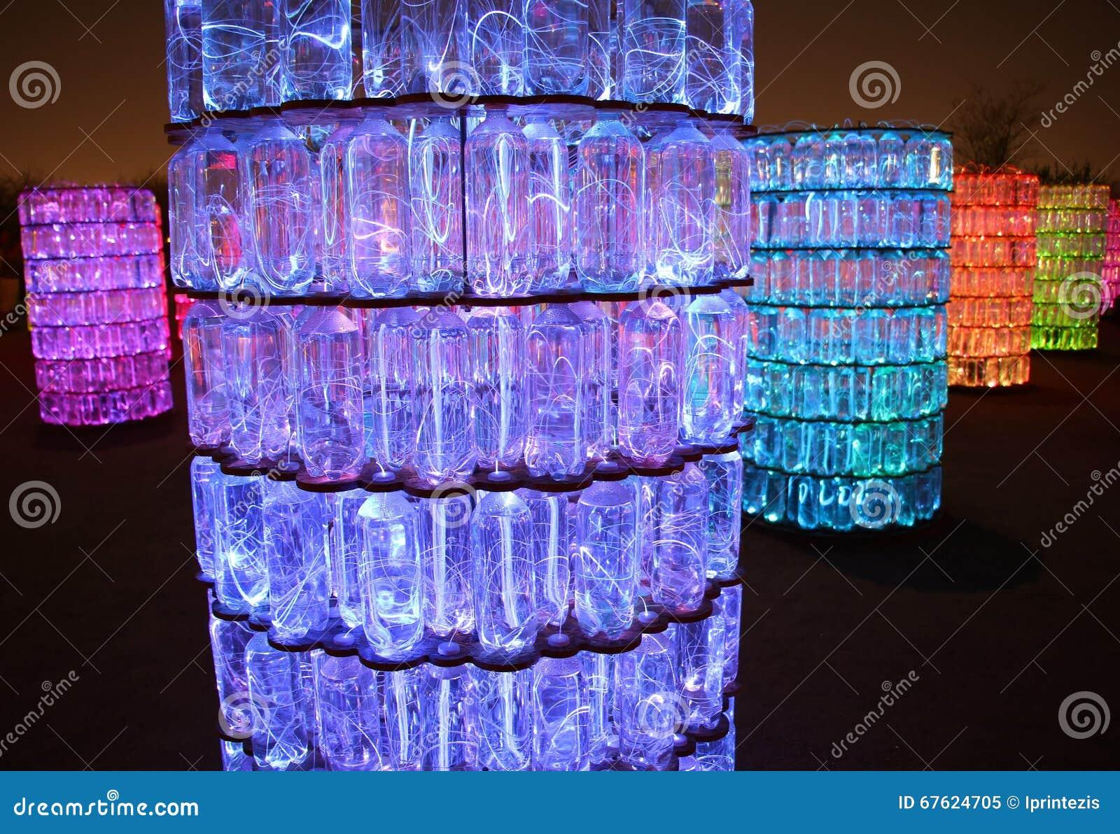 Bottiglie di vetro ottime idee di riciclo creativo
