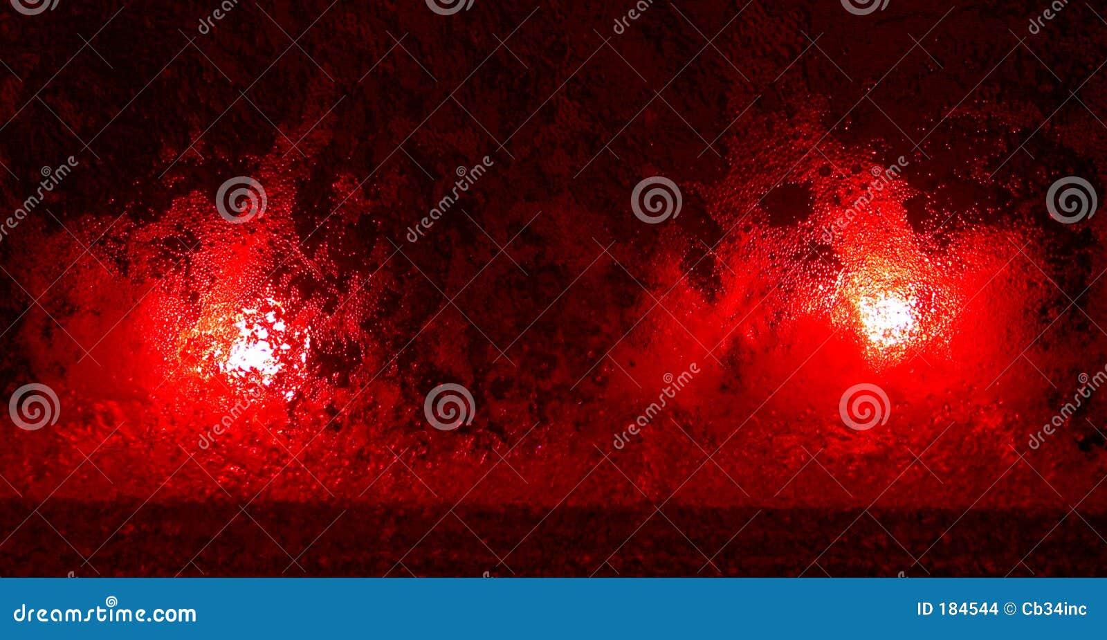 Luci rosse