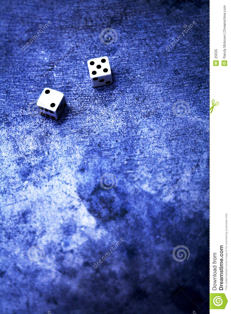 Download Lucky seven dice stock image. Image of blue, game, dices - 25635